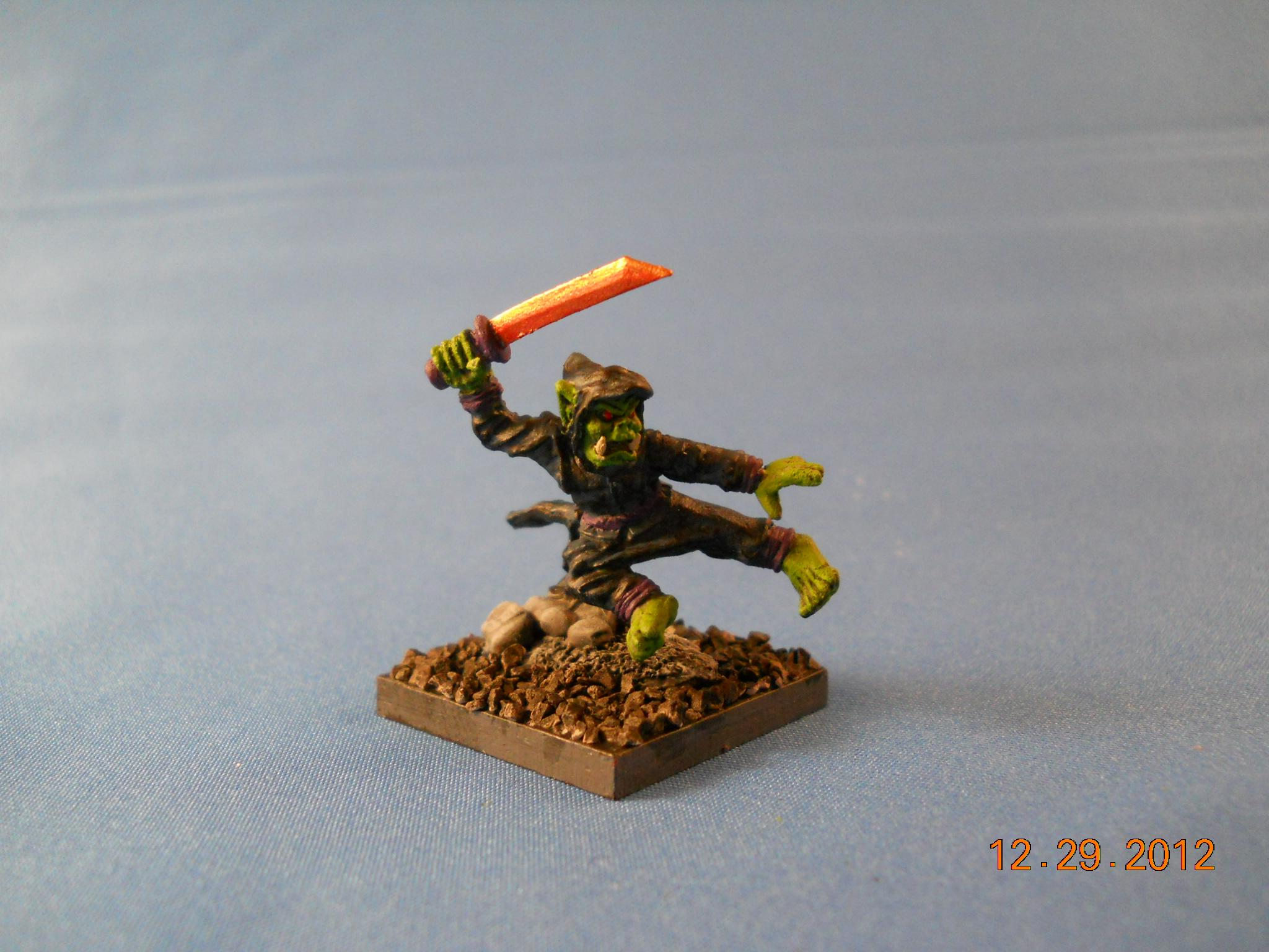 Reaper, Goblin Ninja (Front)