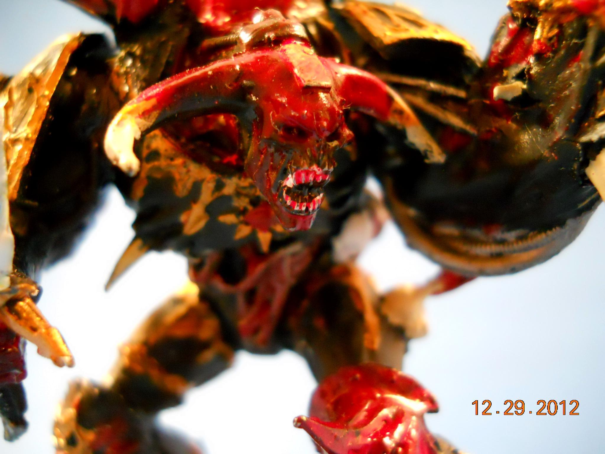 Chaos, Demon Prince (Closup)