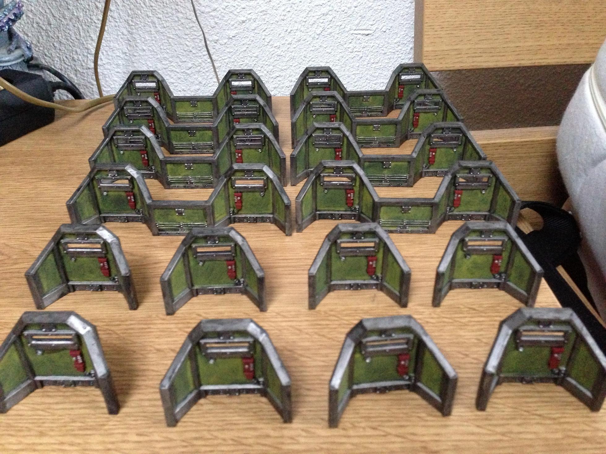 Aegis Defense Line, aegis defense line
