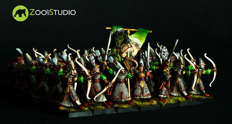 Bowmans, High Elves, High Elves Bowmans