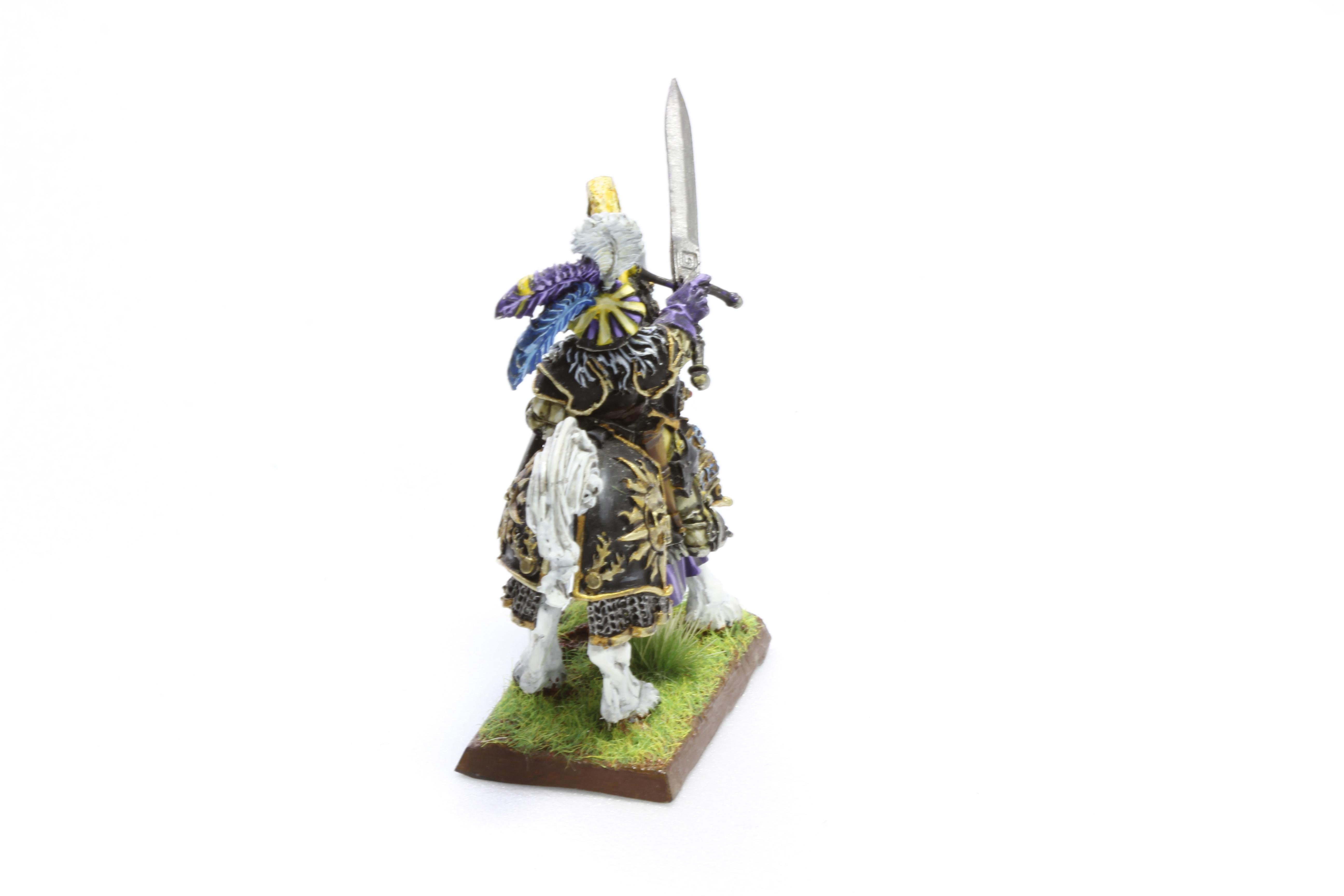 Cavalry, Hero, Knights, Ostermark, Warhammer Fantasy