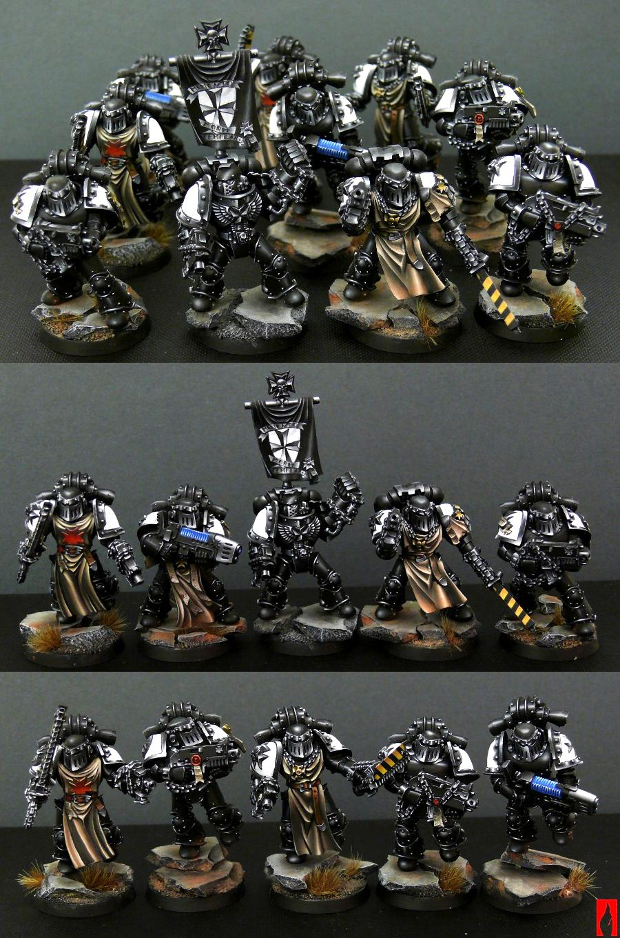 Black Templars, Space Marines