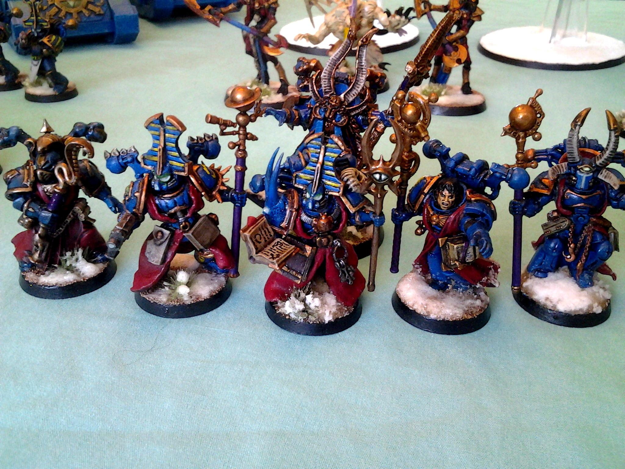 Chaos Space Marines, Thousand Sons