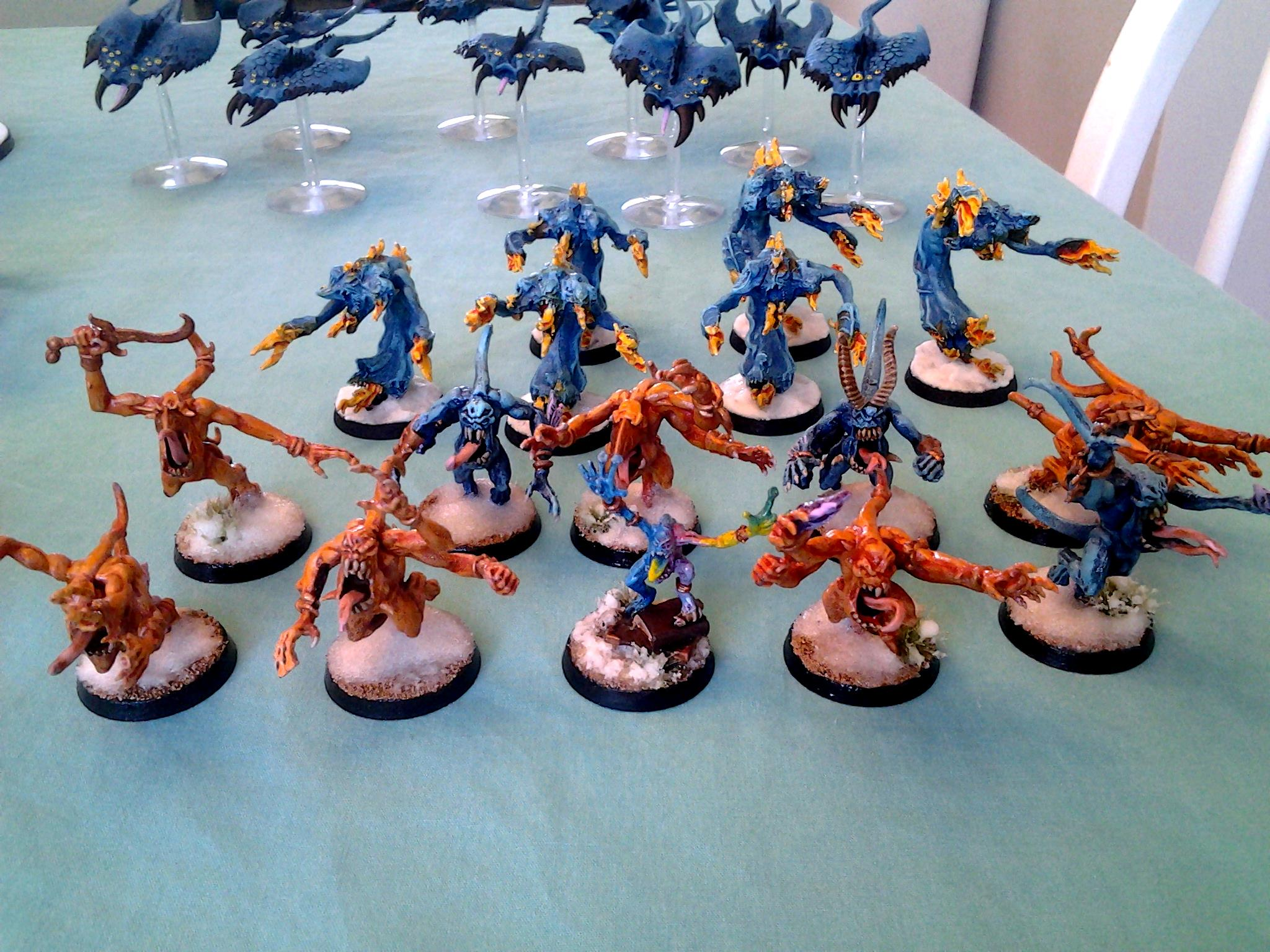 Horrors and Flamers