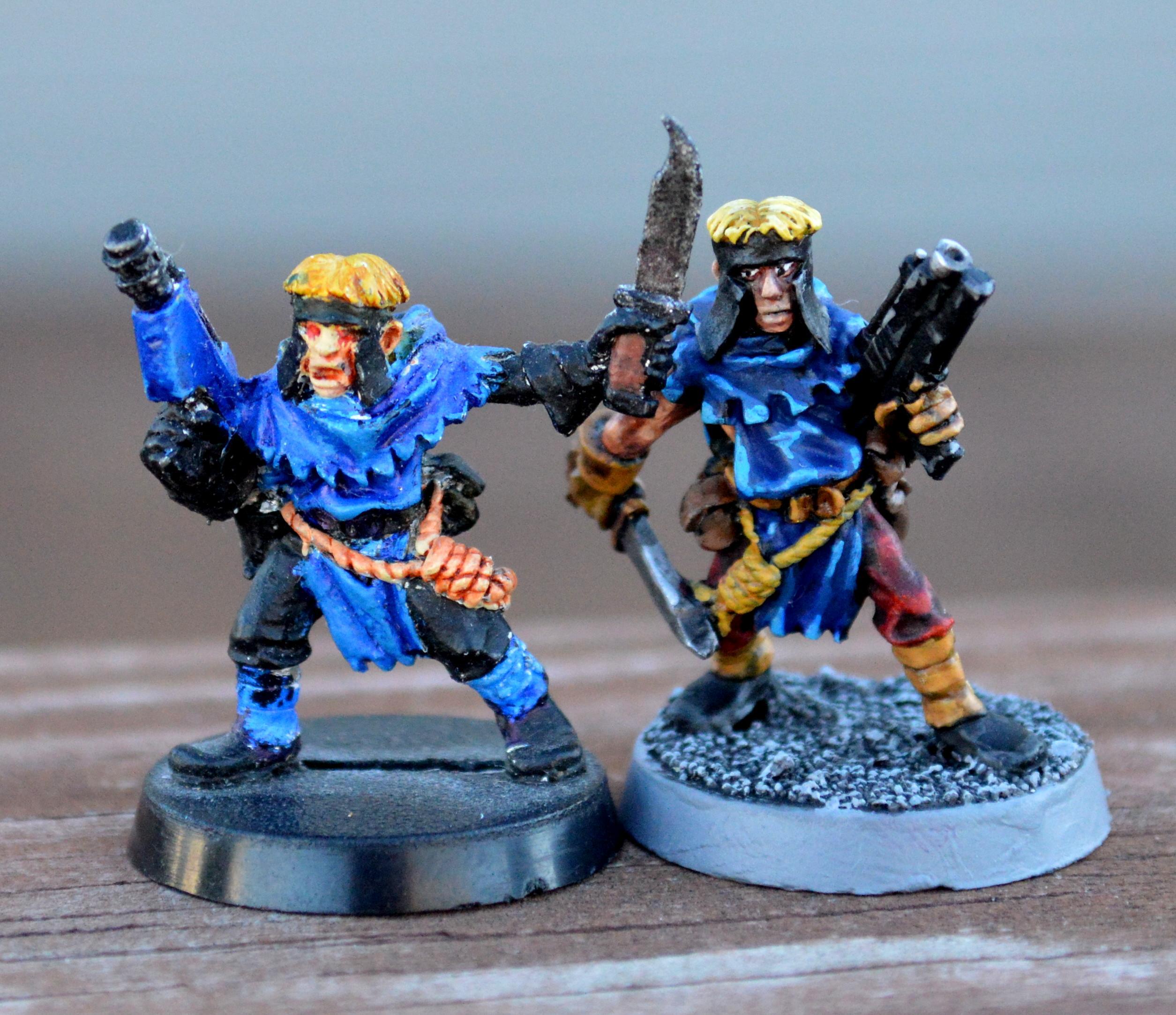 Cawdor, Juve, Necromunda