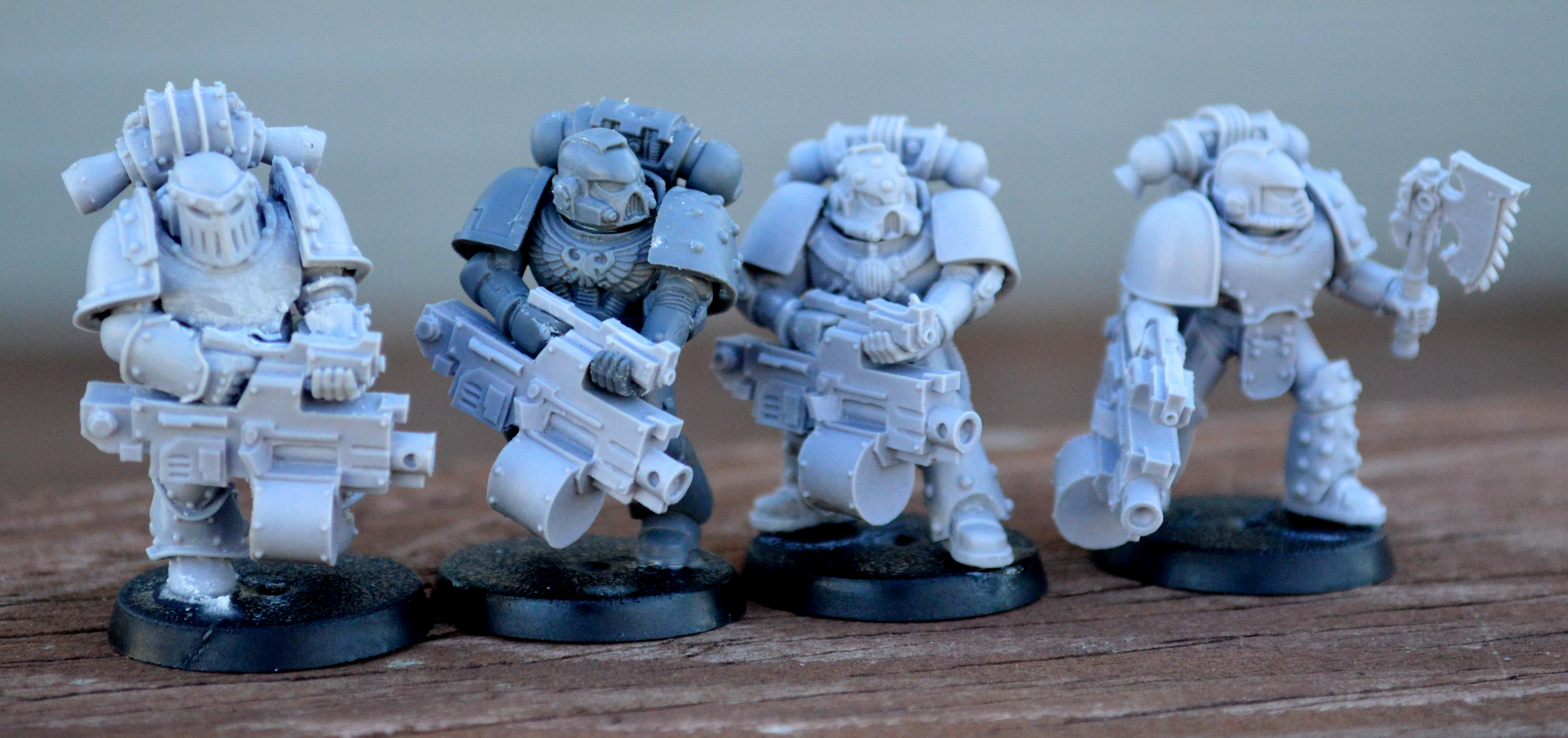 Executioners, Forge World, Warhammer 40,000, Work In Progress
