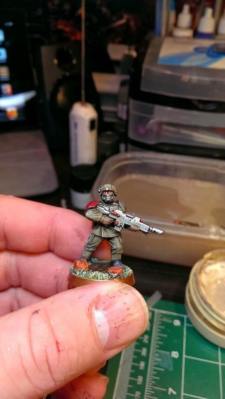 Chaos Renegade Guard, Imperial Guard, Iron Warrior Allies, Renegade Guardsman, Traitor Guard
