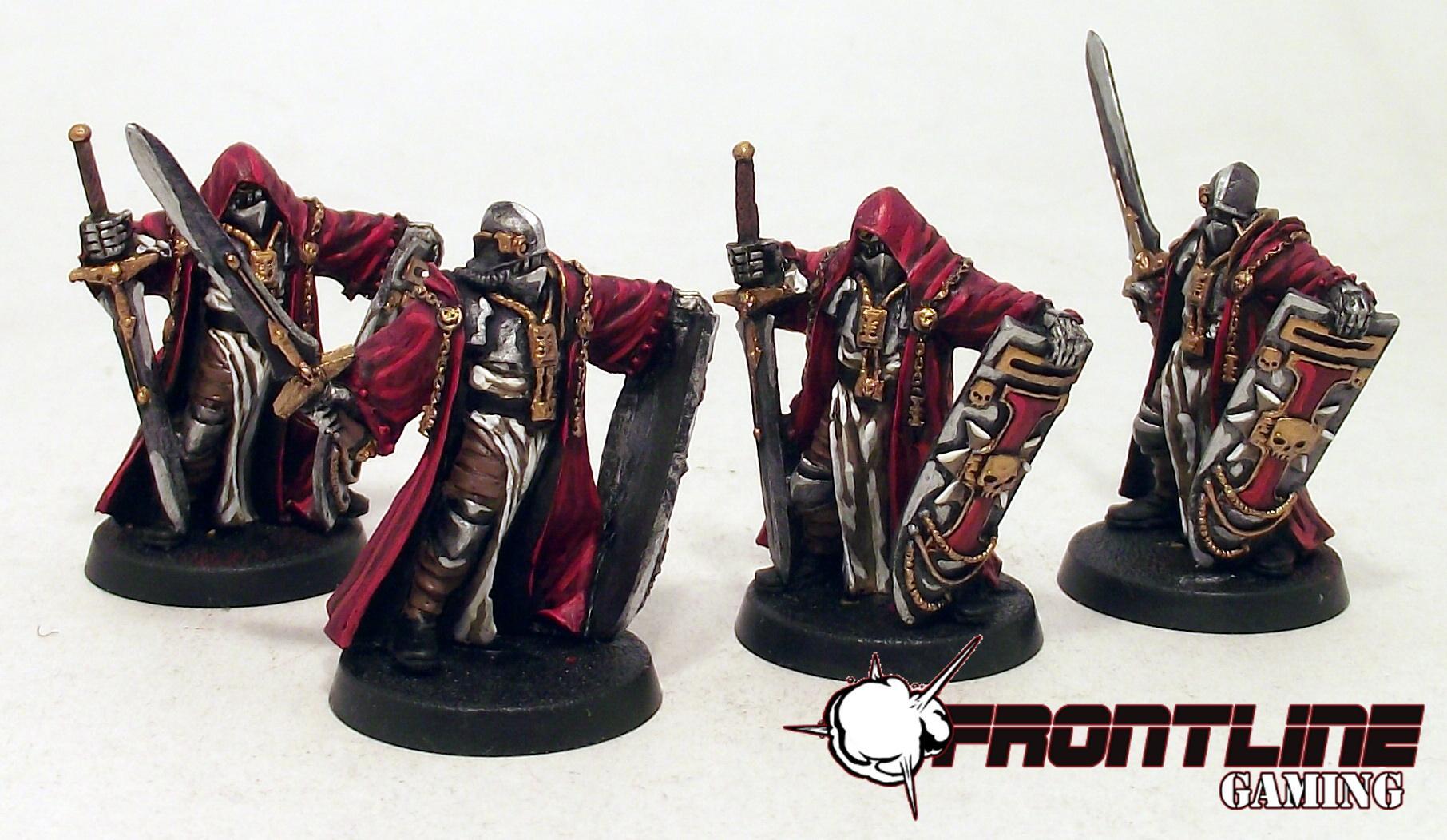 Crusader, Henchmen, Inquisition