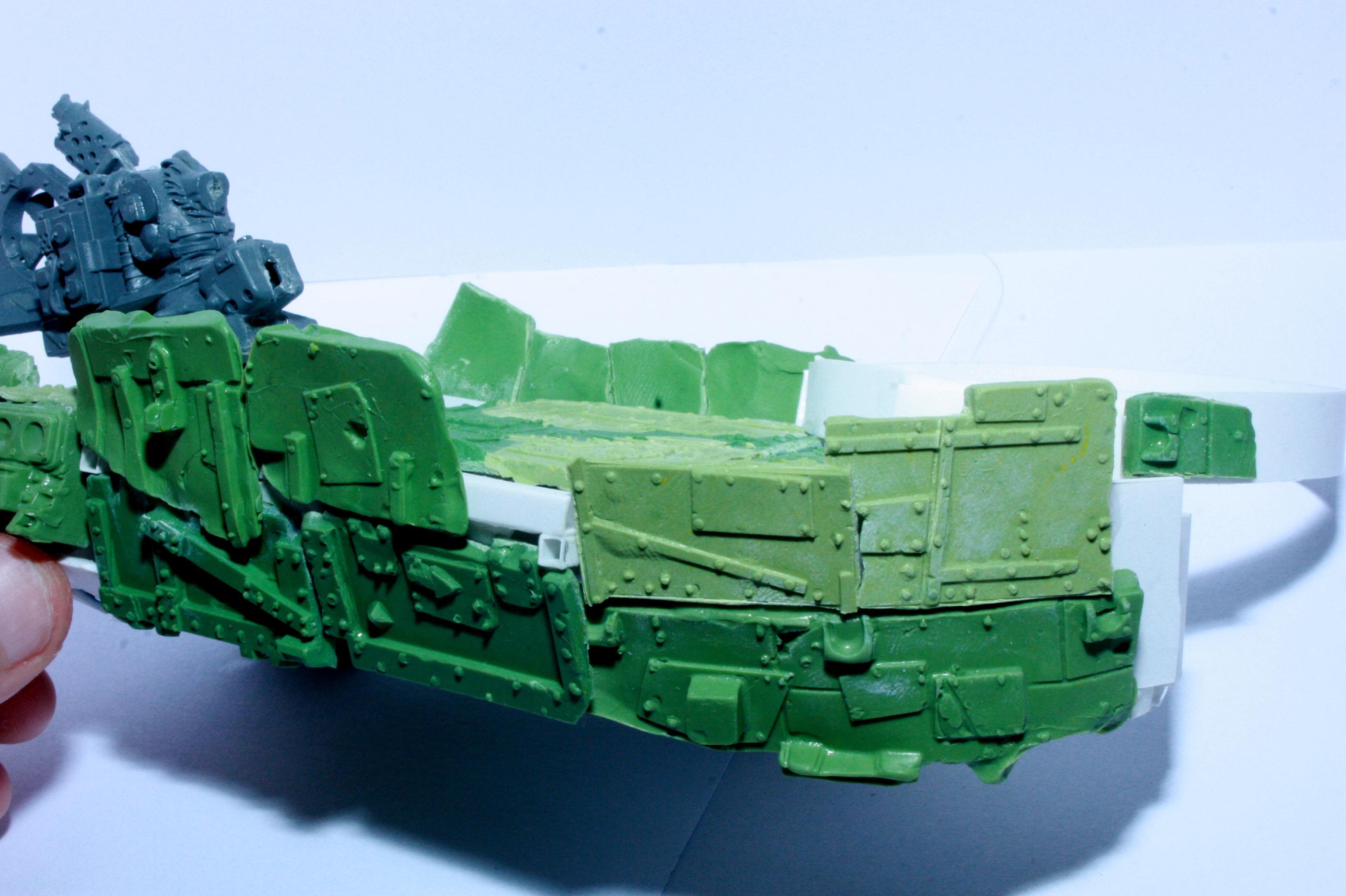 BW - Airship WIP