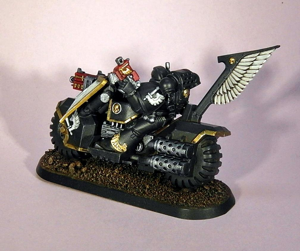 Dark Angels, Dark Vengeance, Ravenwing, Space Marines