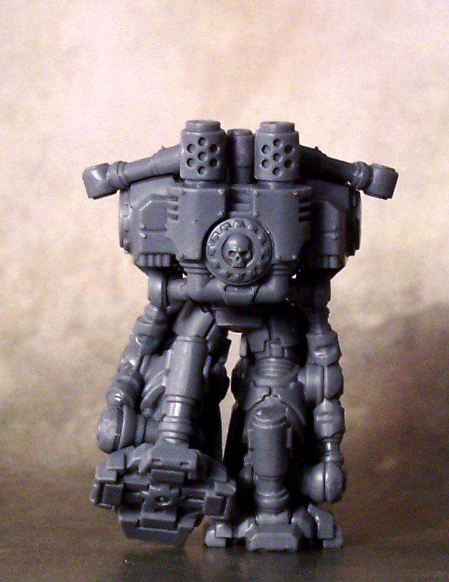 Centurion, Conversion, Devastator, Light Conversion, Work In Progress