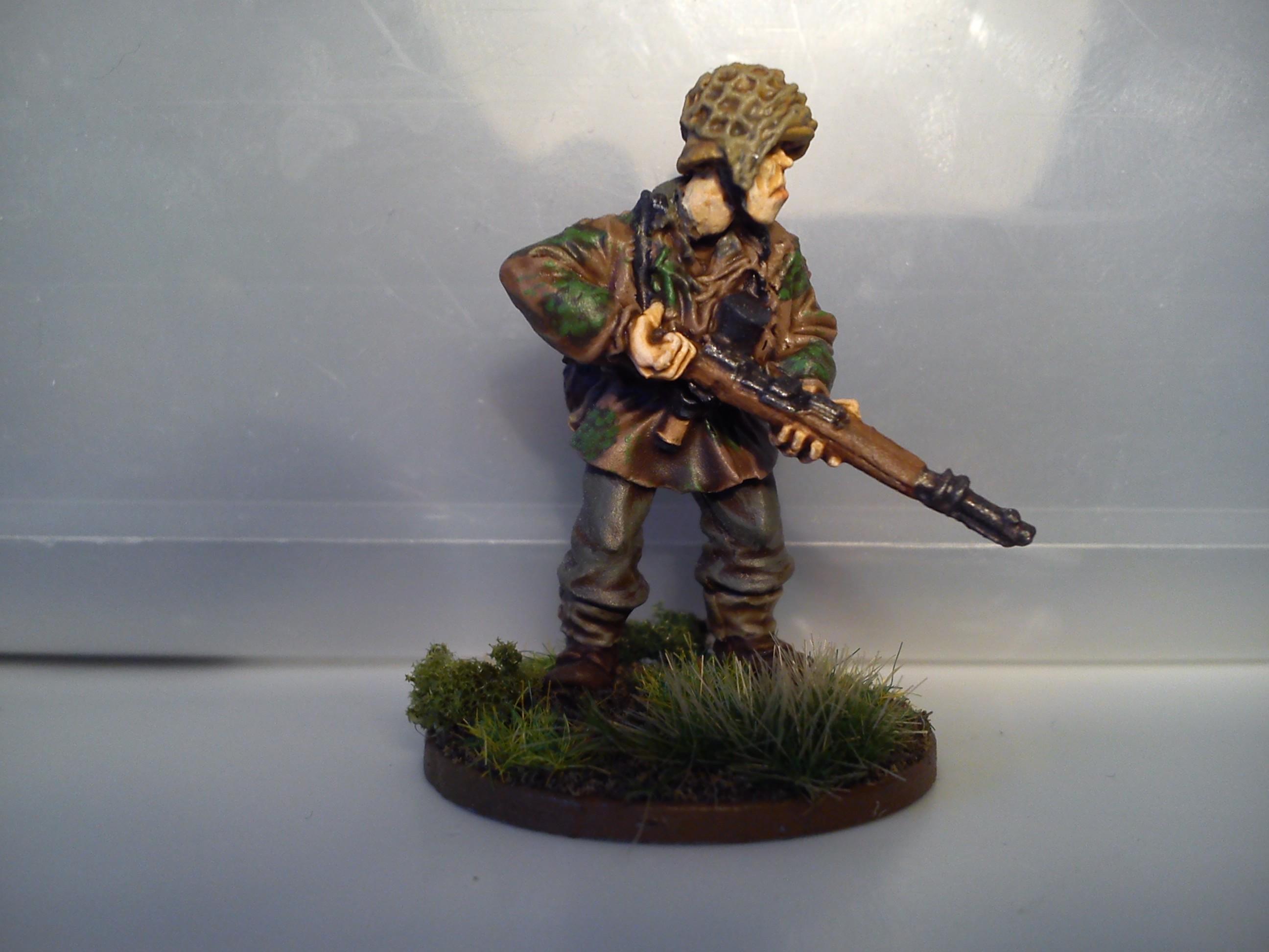 Camouflage, Ss, World War 2