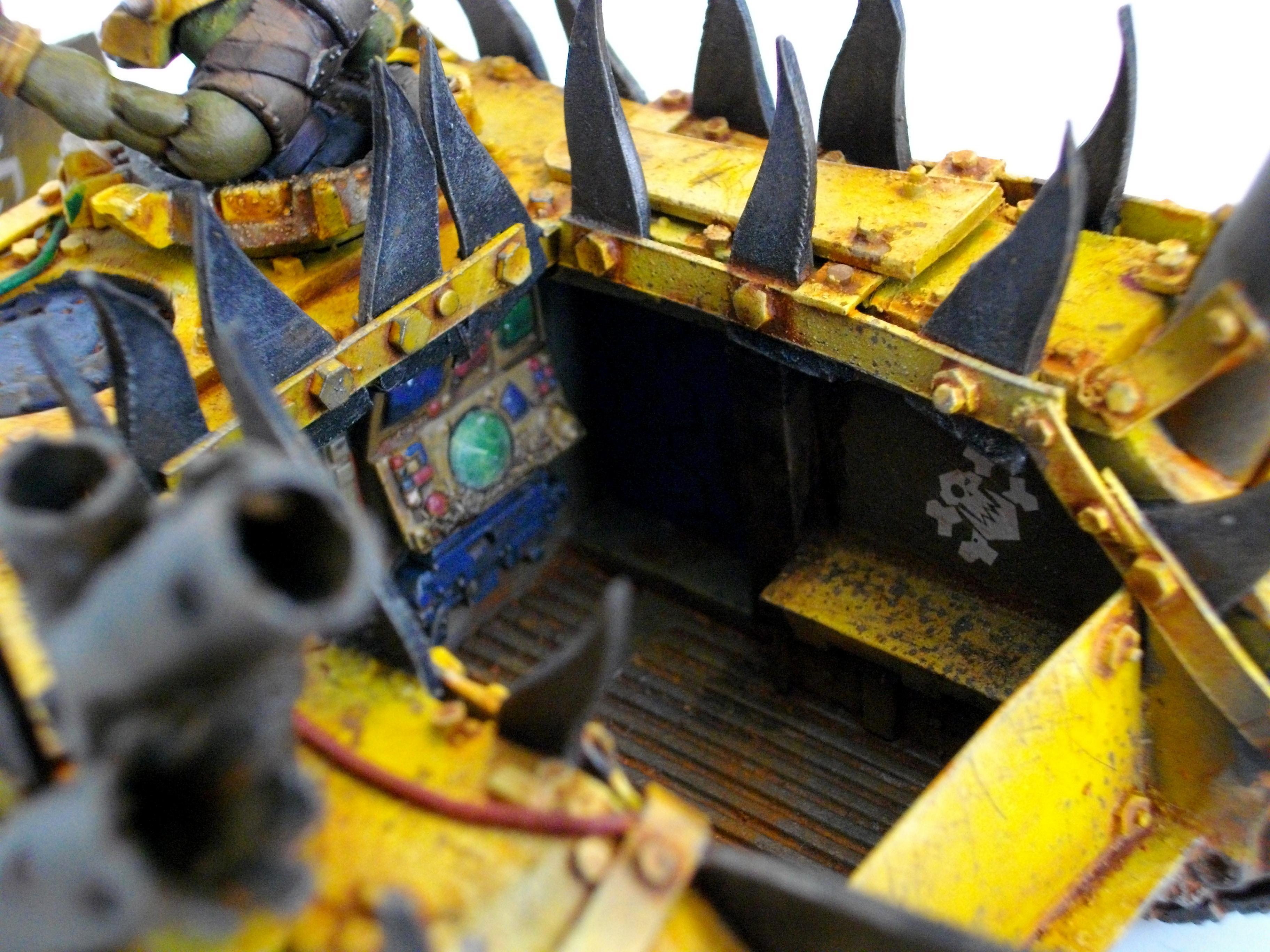 Looted, Orks, Plasticard