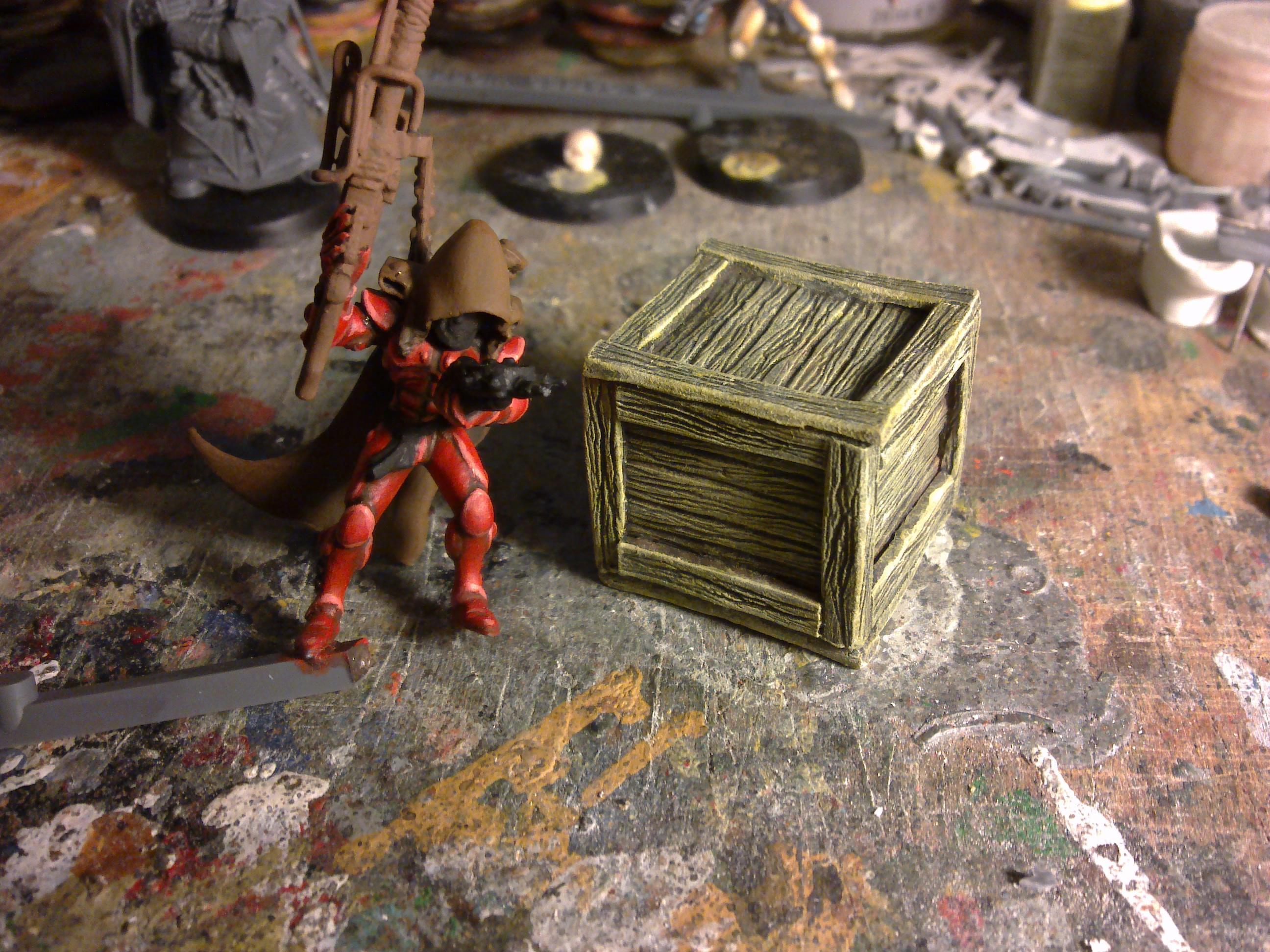 Guardian #9 and box 1 pip