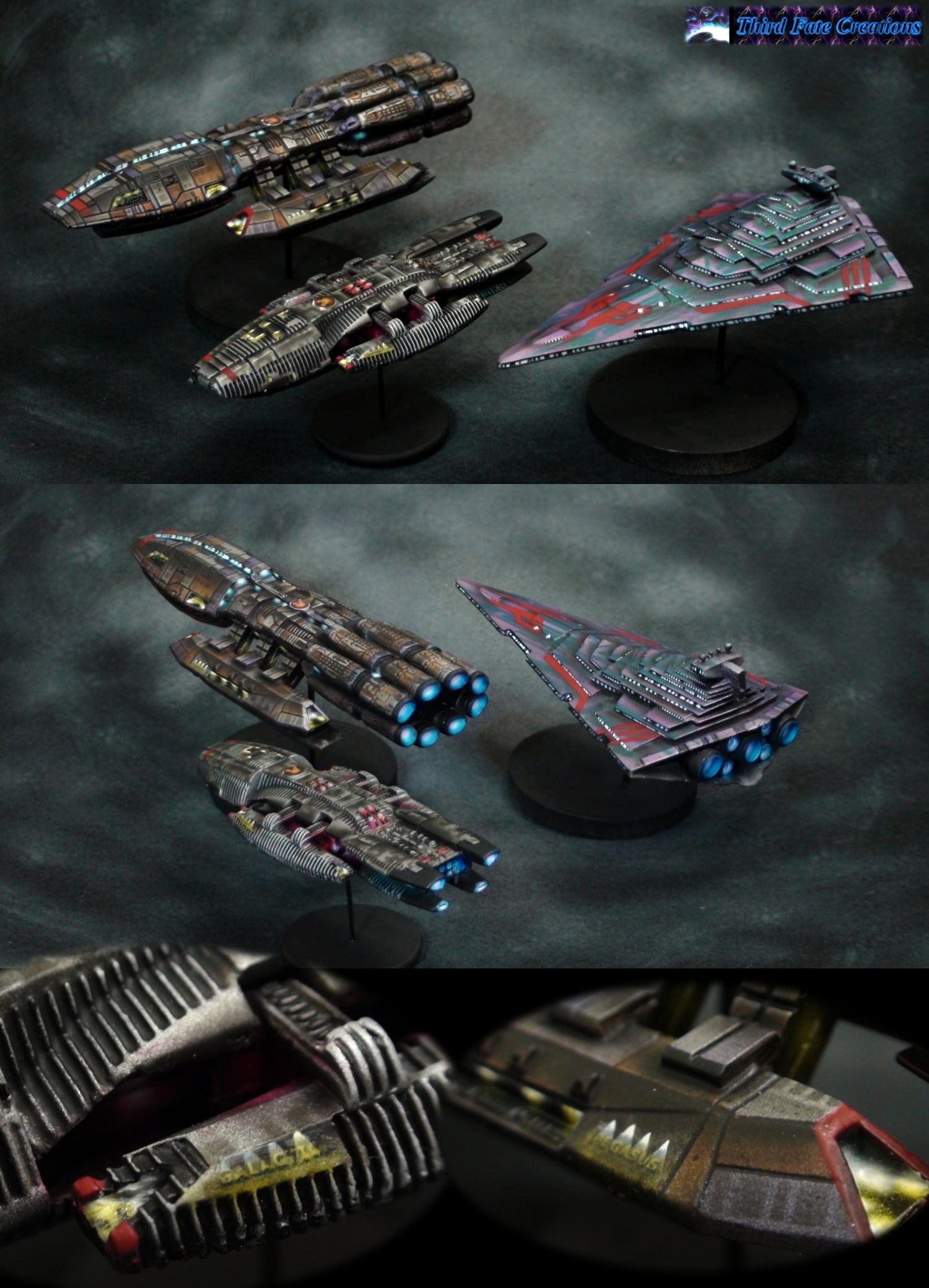 Battlestar Galactica, Pegasus, Space, Space Ships, Star Destroyer, Star Wars, Starships