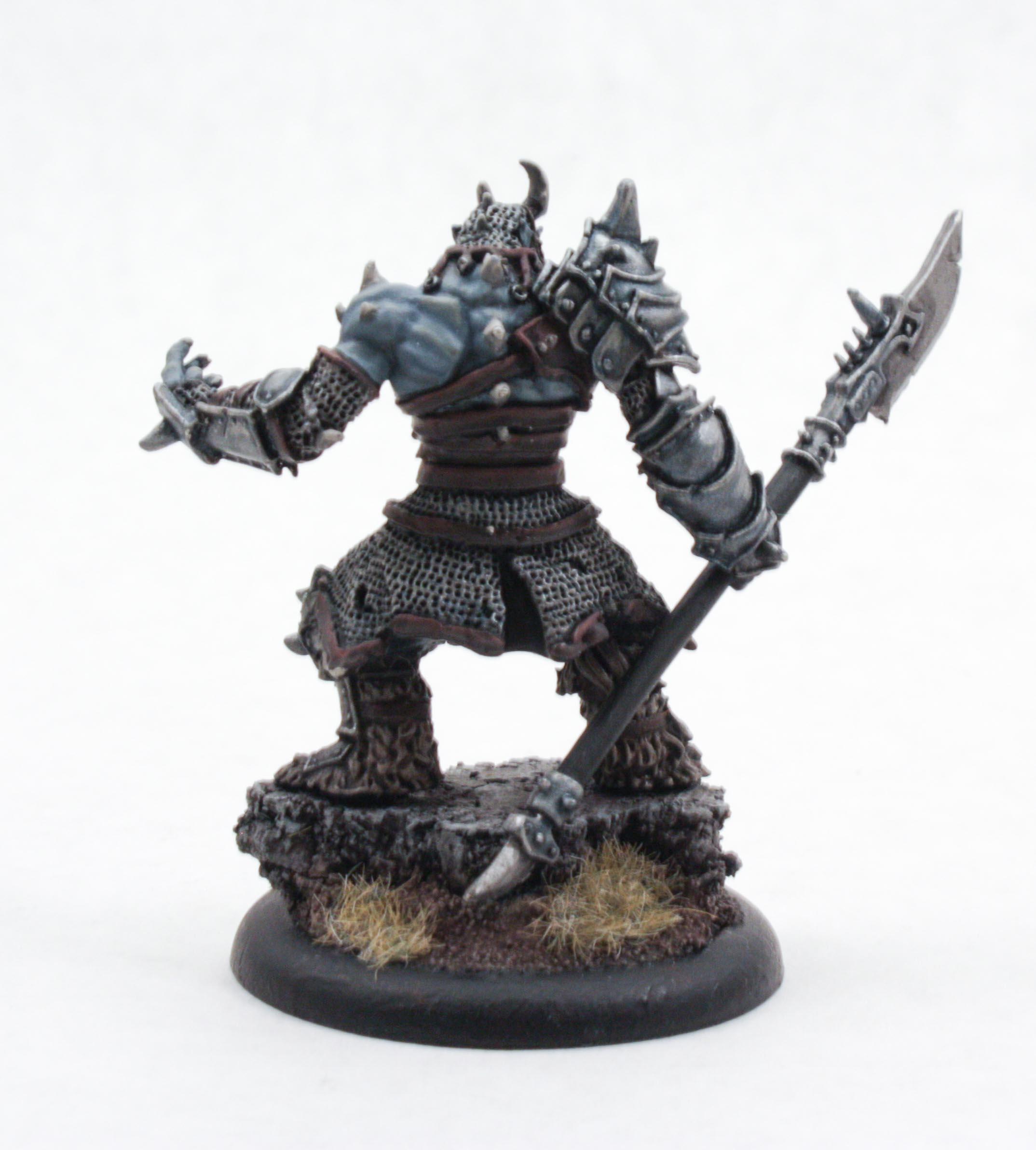 Everblight, Hordes, Legion, Ogryns, Warmonger