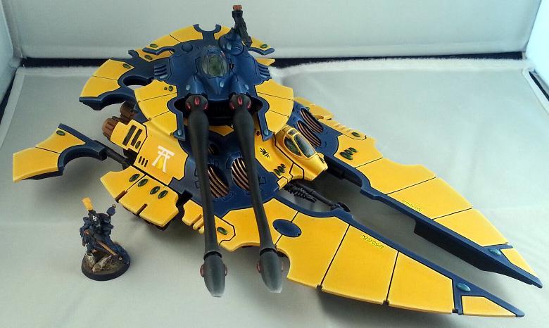 Eldar, Scorpion, Super-heavy