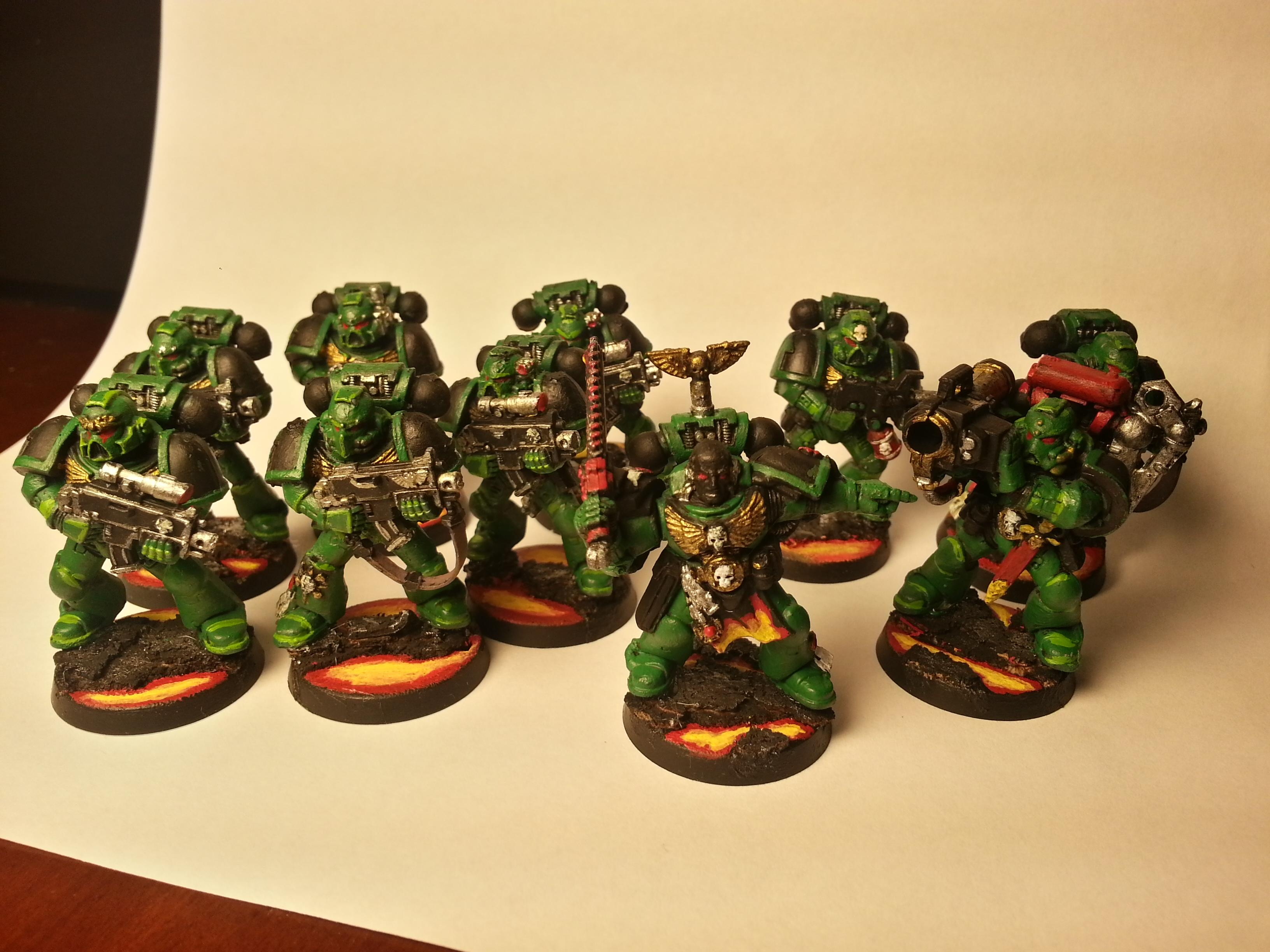Space Marines, Tactical