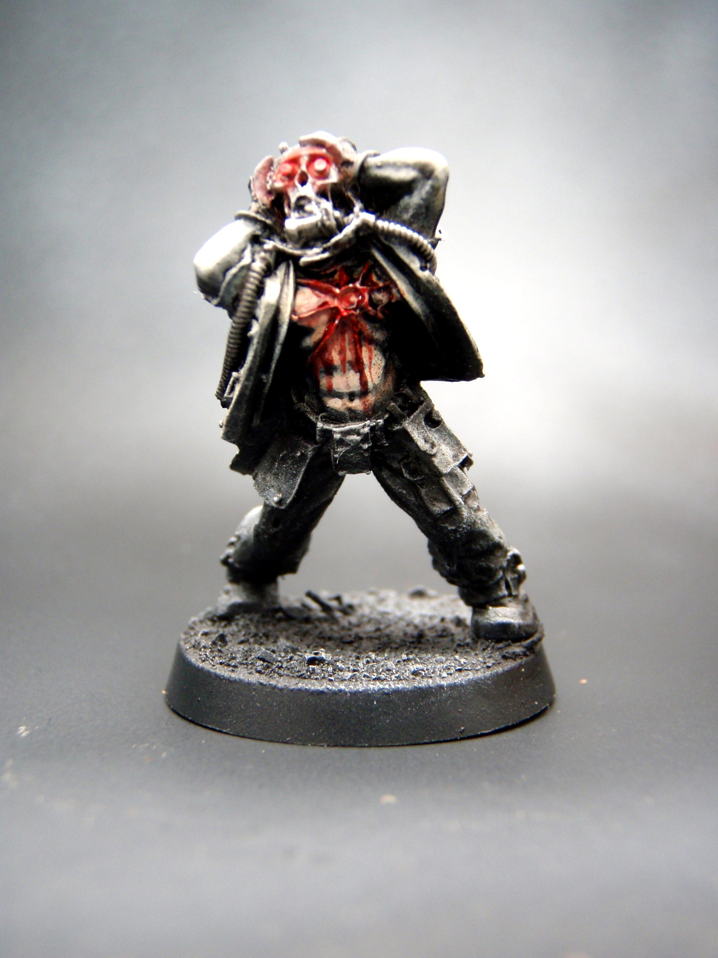 Chaos, Cultist, Object Source Lighting, Possessed, Psyker