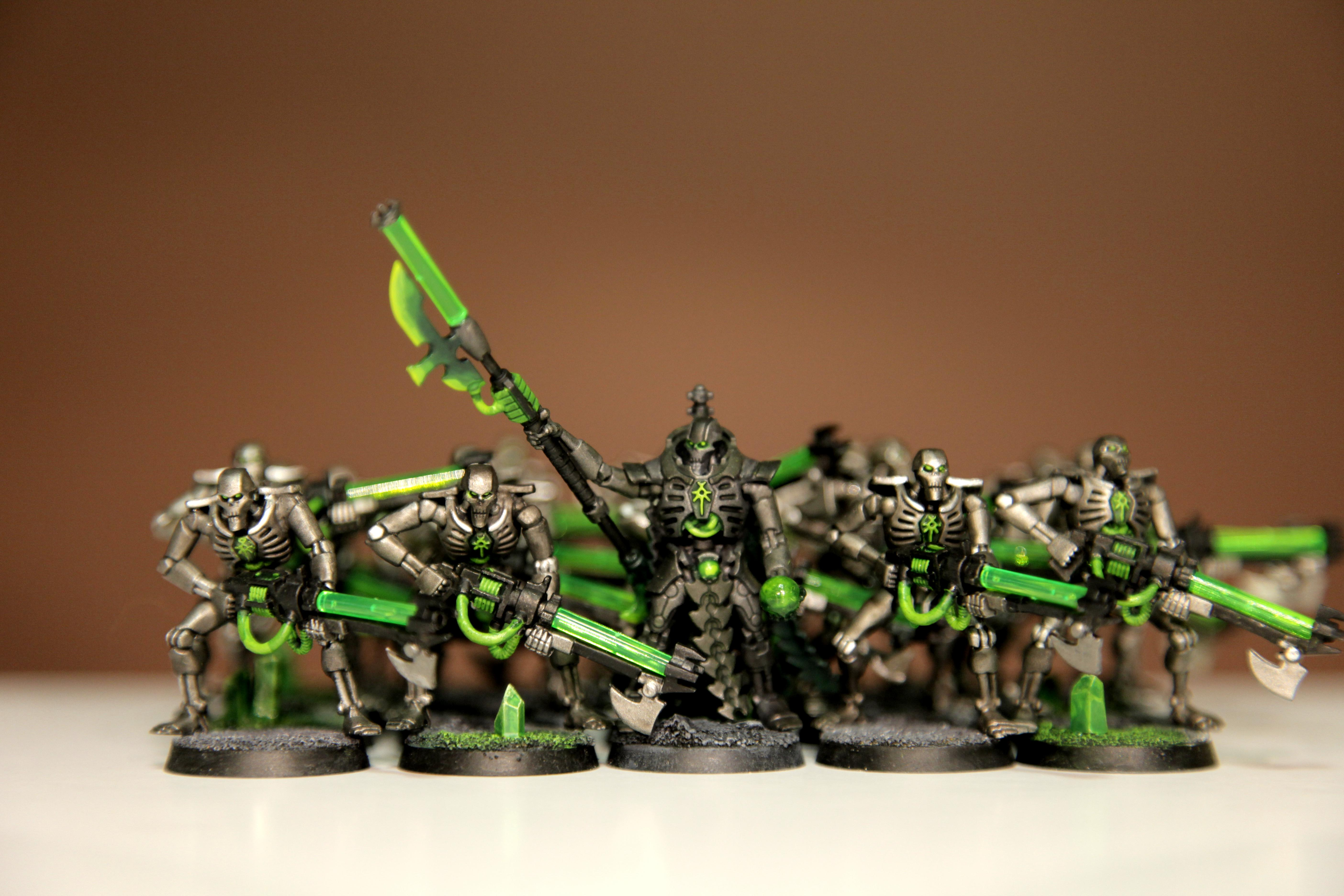 Lord, Necrons, Warriors