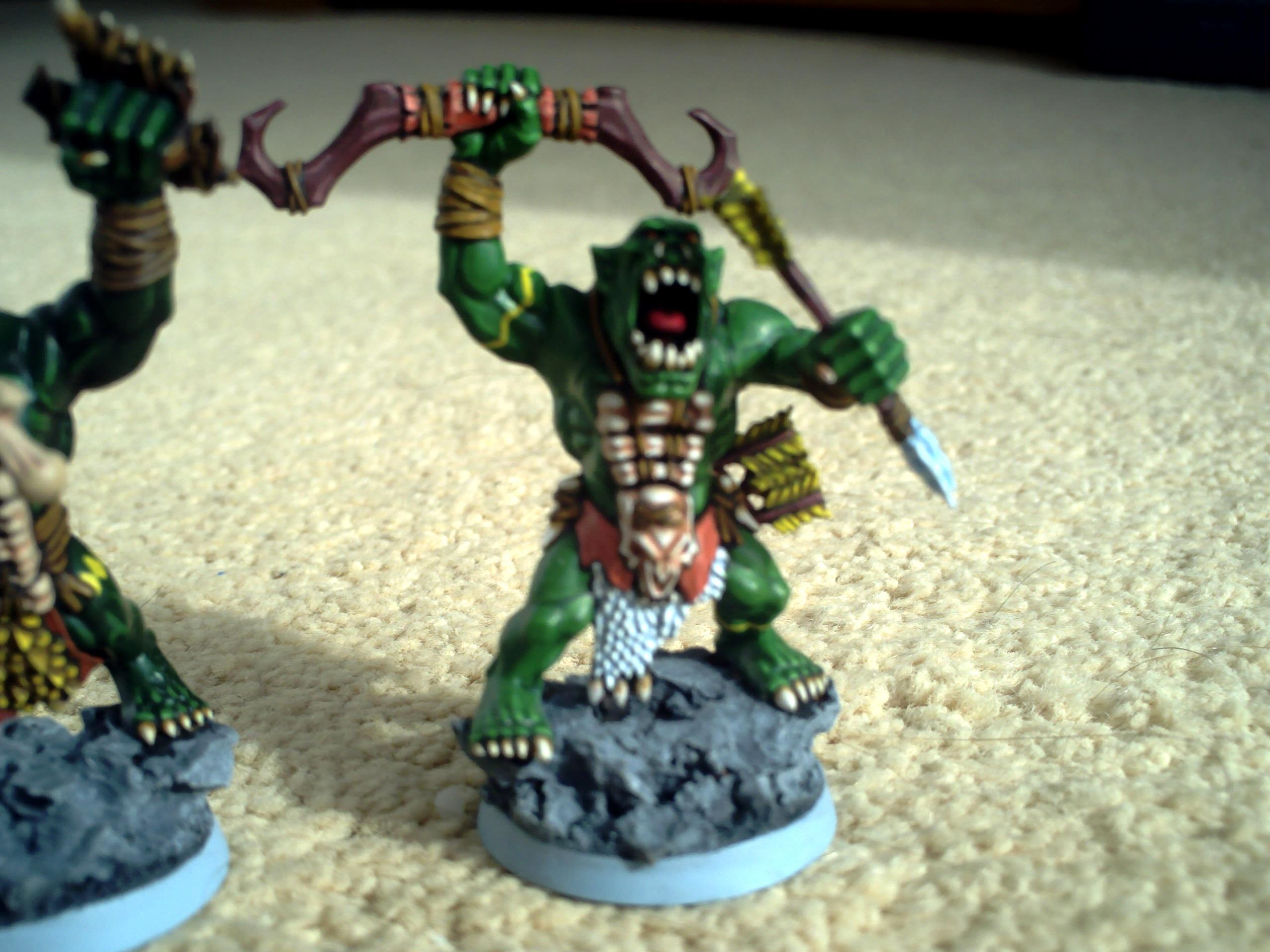 Feral, Orcs, Savage, Boyz 5 (front)