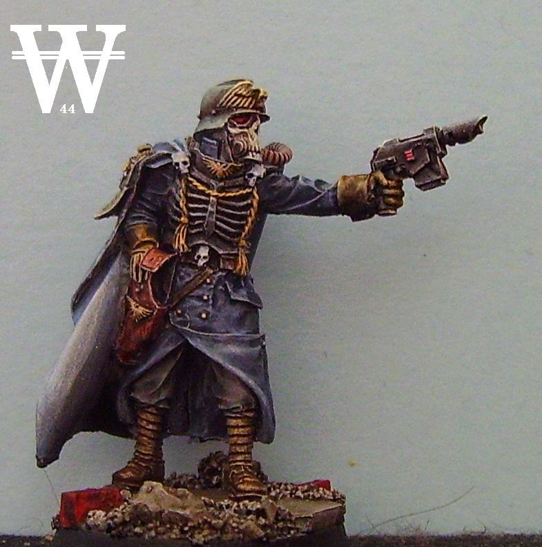 Death Korps of Krieg, Guard, Imperial, Quartermaster
