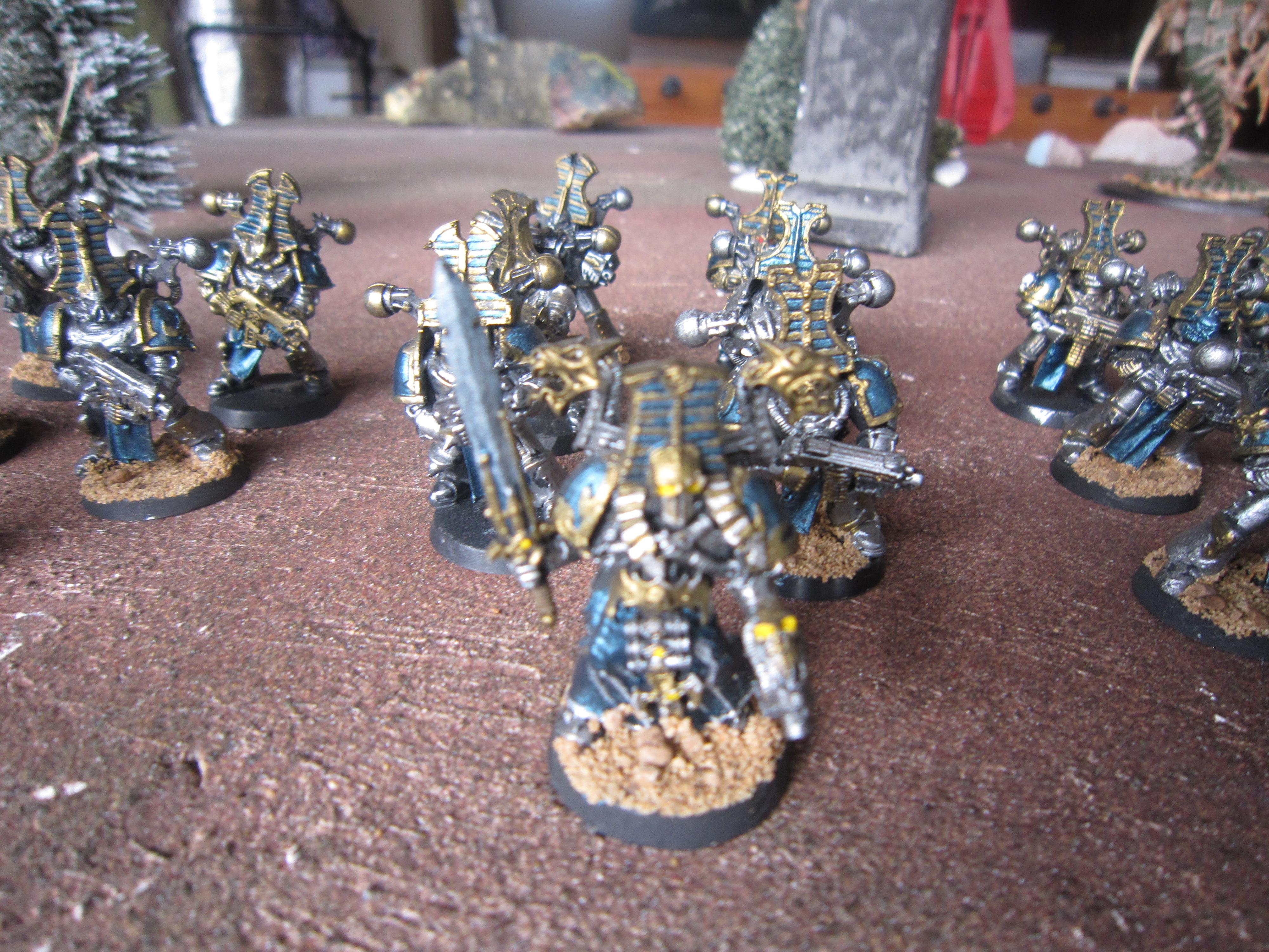 Chaos Space Marines, Rubric Marines, Thousand Sons