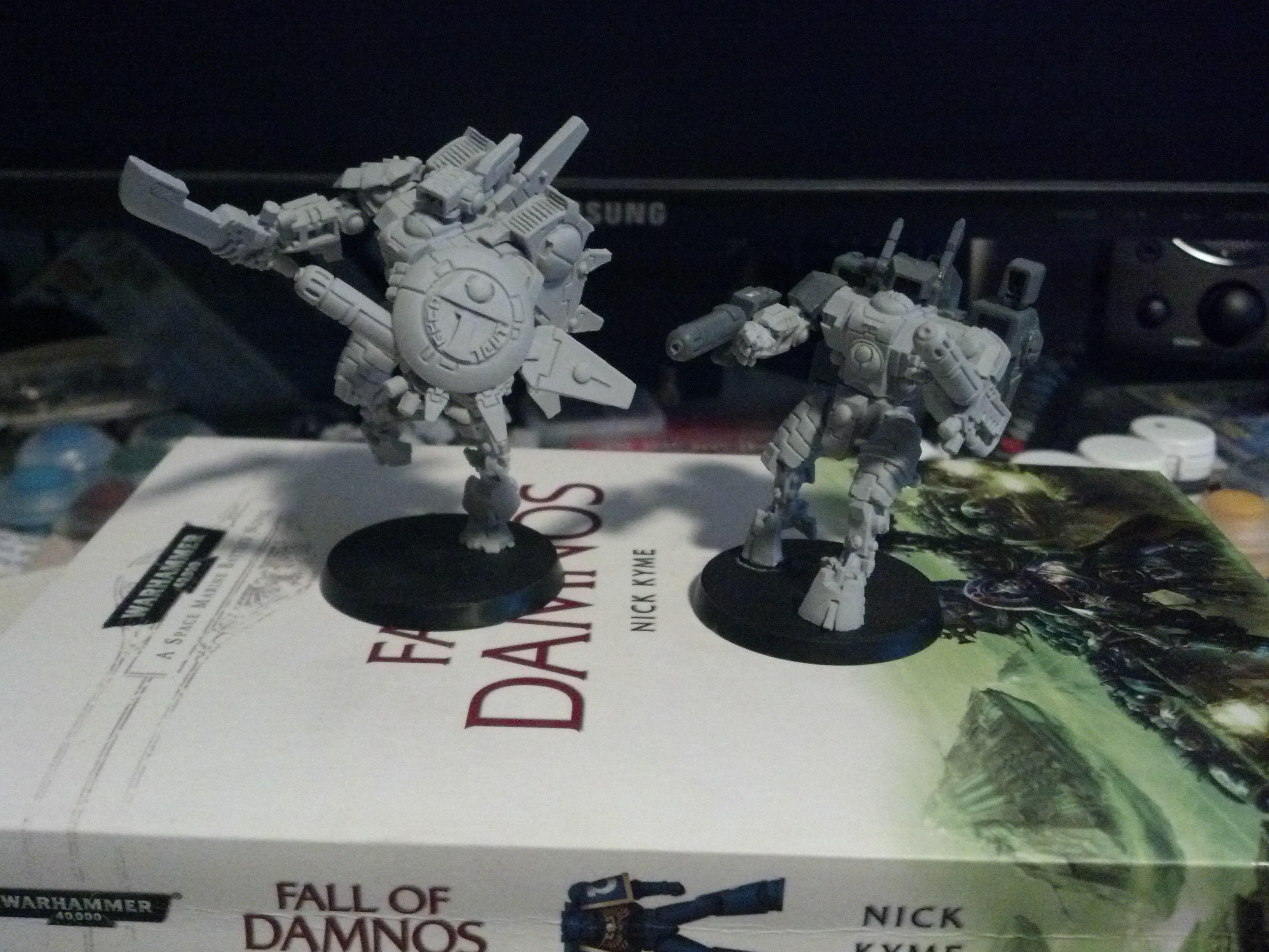 Farsight next to crisis conversion