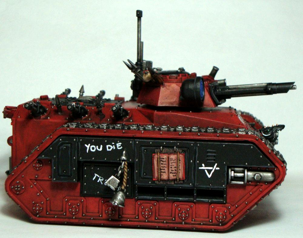 Chaos, Chimera, Imperial Guard, Red Rebellion Truthbringers, Renegade