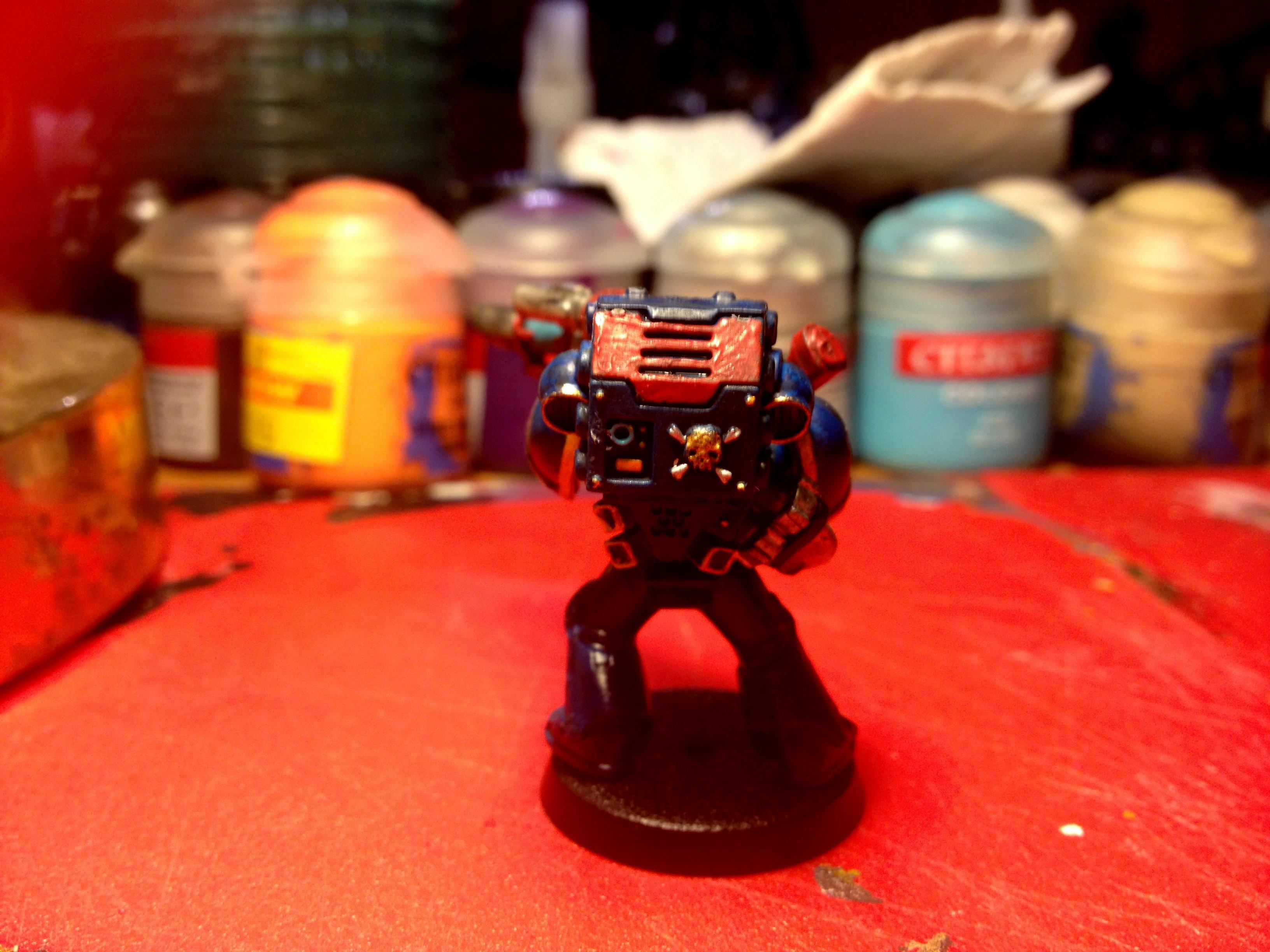 Cannon, Devastator, Heavy, Las, Lascannon, Laser, Squad, Ultramarines