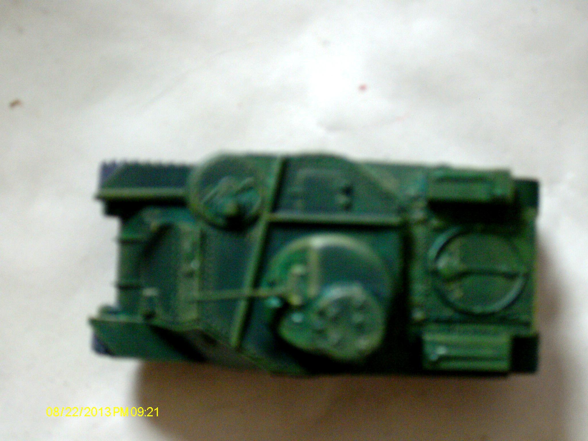 Fan Build, Historical, Tank