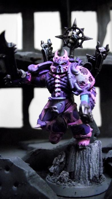 Champion, Chaos, Emperor's Children, Noise Marines