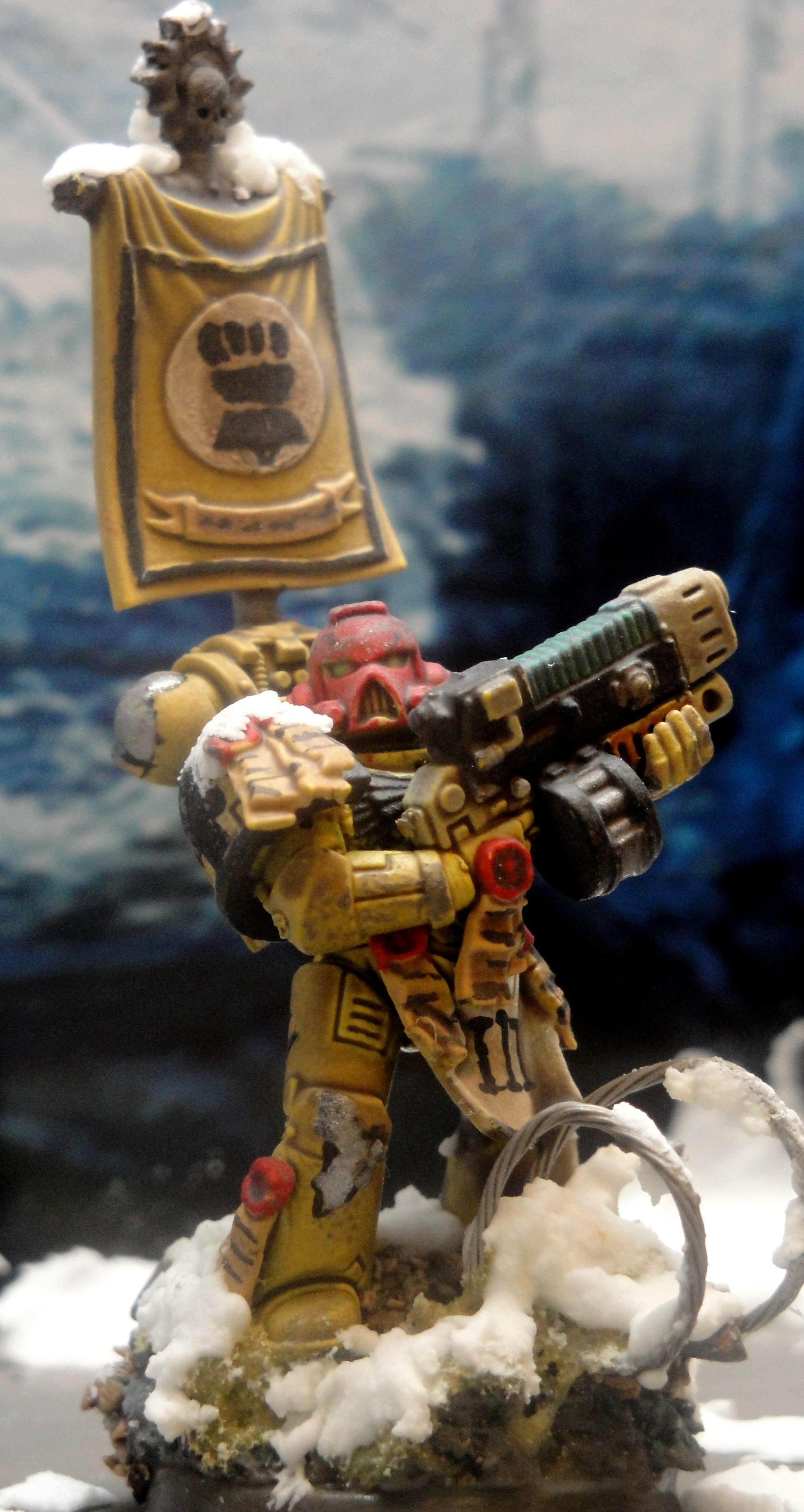 Dreadnova's Imperial Fists