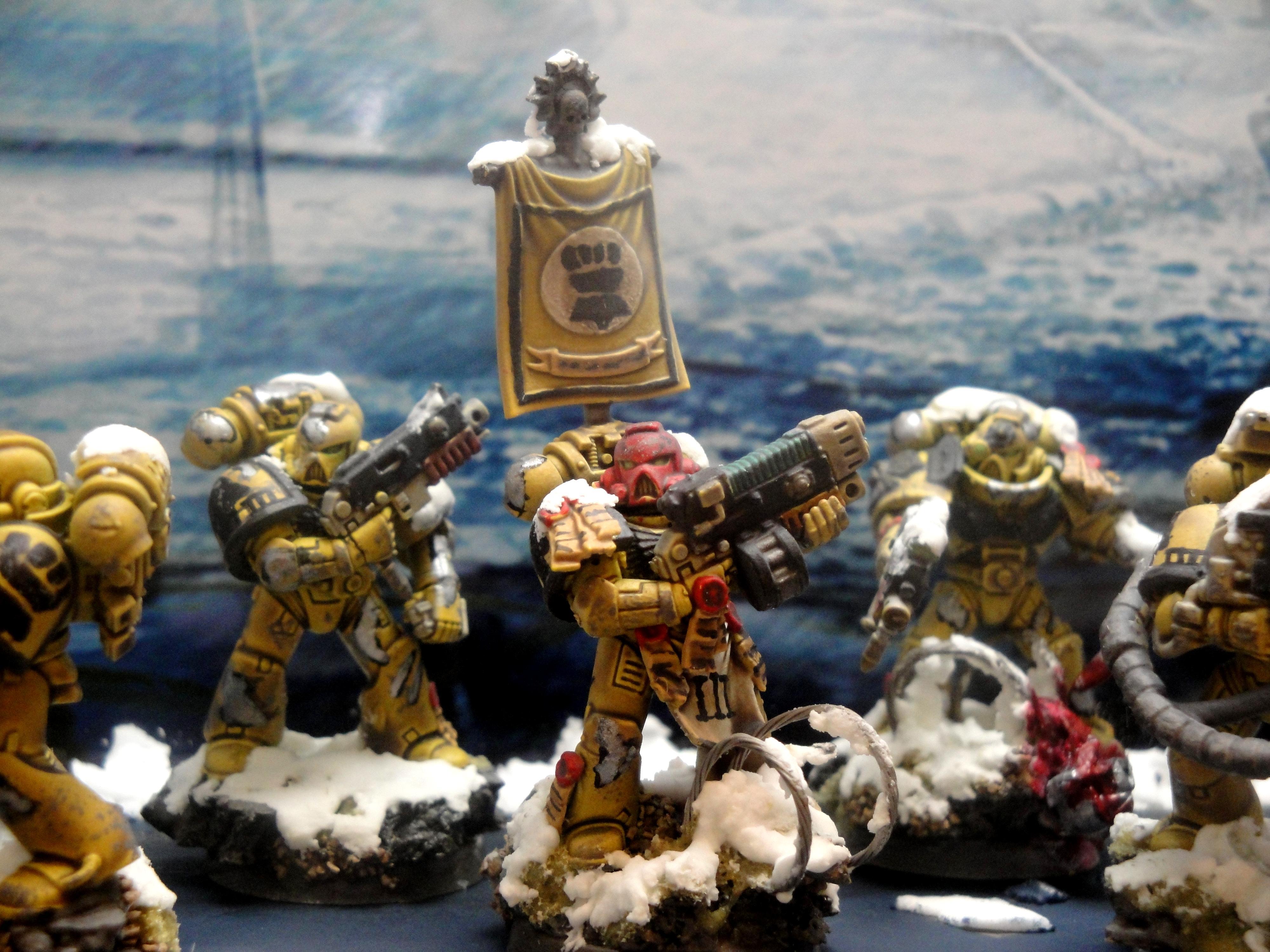 Dreadnova's Imperial Fists