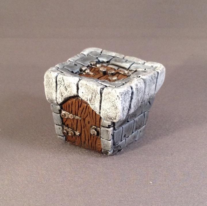 Chibi, Fort, Impact! Miniatures, Tower