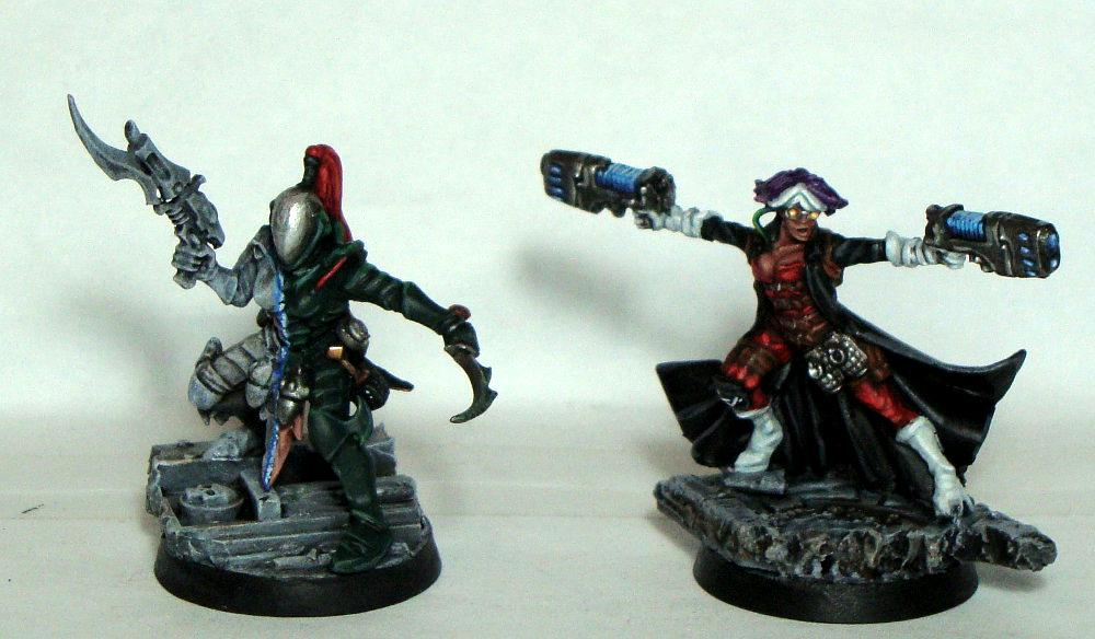 Chaos, Imperial Guard, Lord Commissar, Marbo, Red Rebellion Truthbringers, Renegade