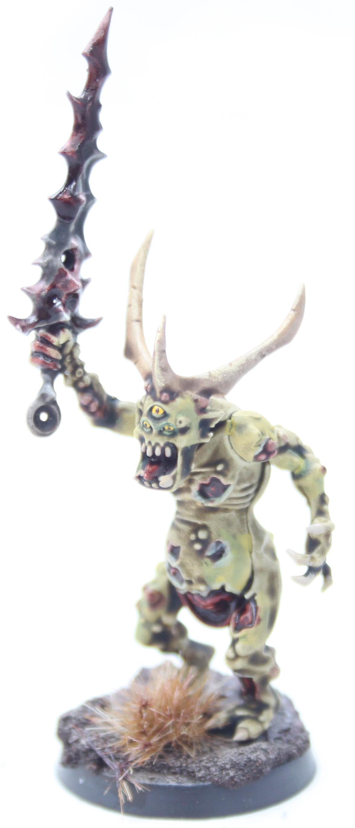 Daemons, Nurgle, Plague, Warhammer 40,000, Warhammer Fantasy