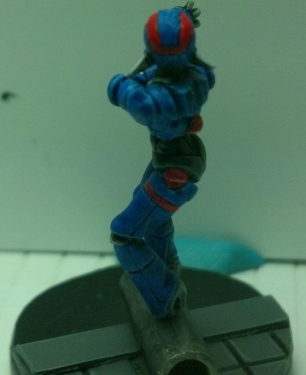 Hardsuit, Knight Sabers, Power Armor
