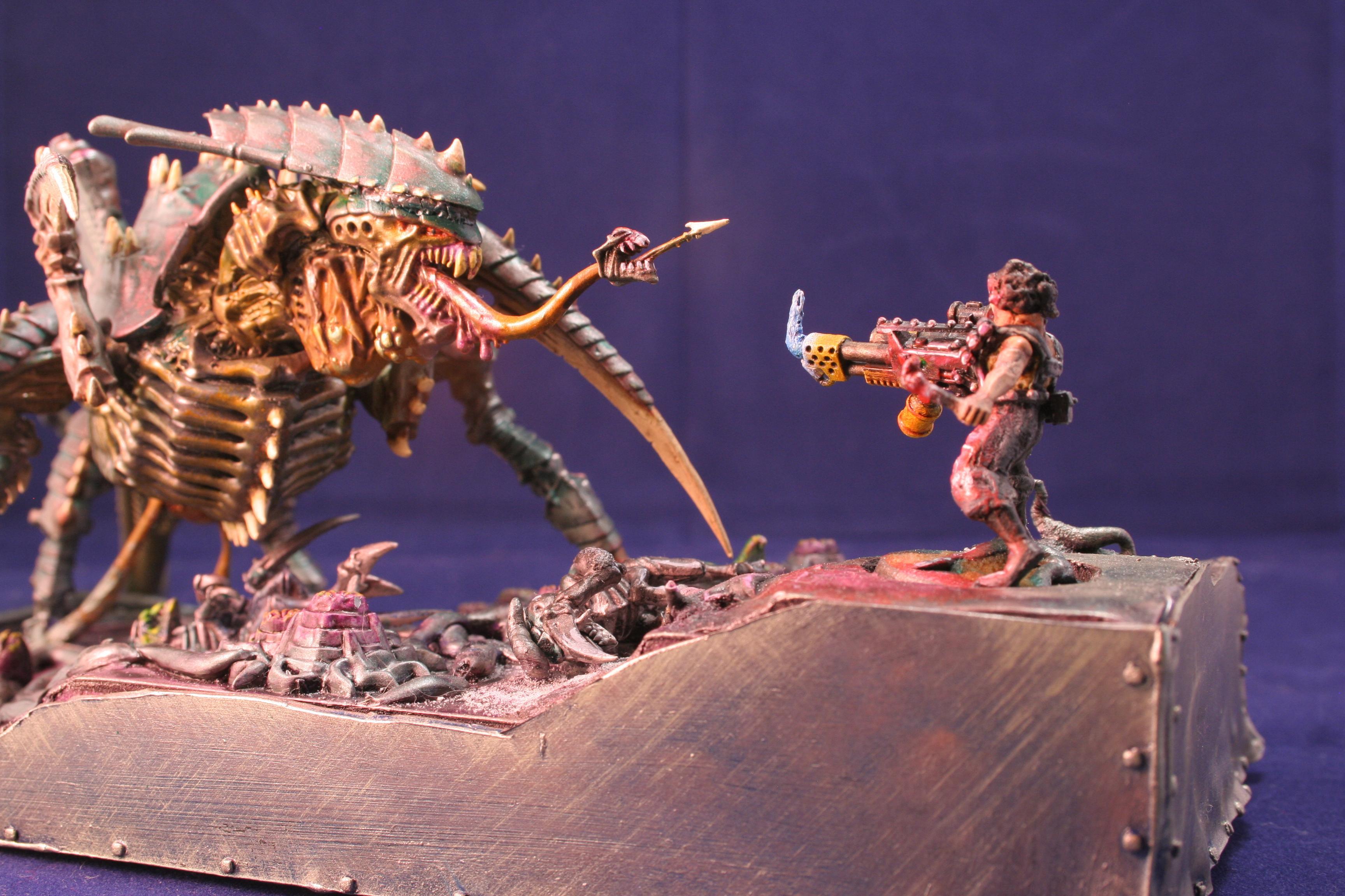 Aliens, Mother, Ripley, Tyranids