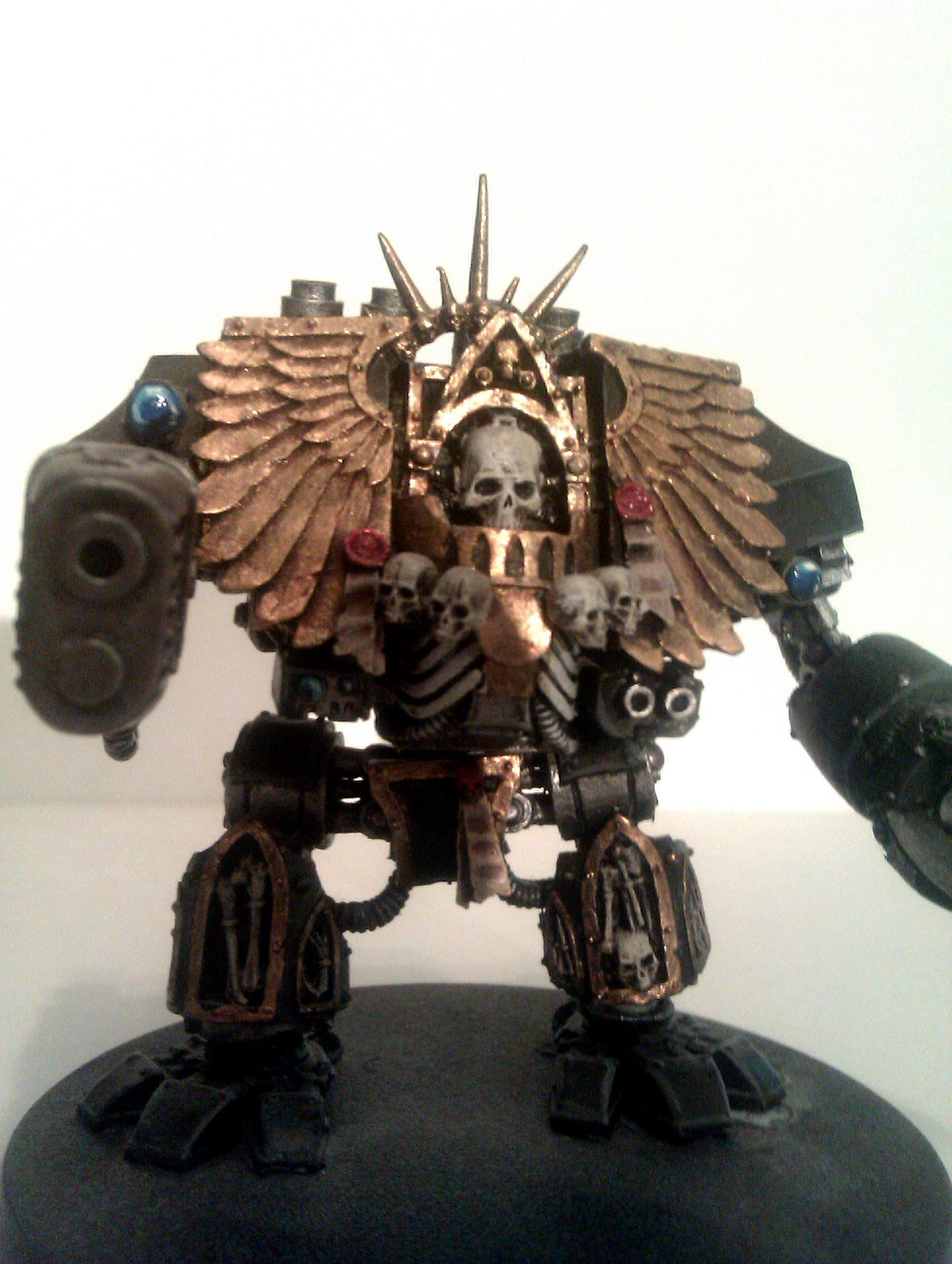 Chaplain Dreadnought