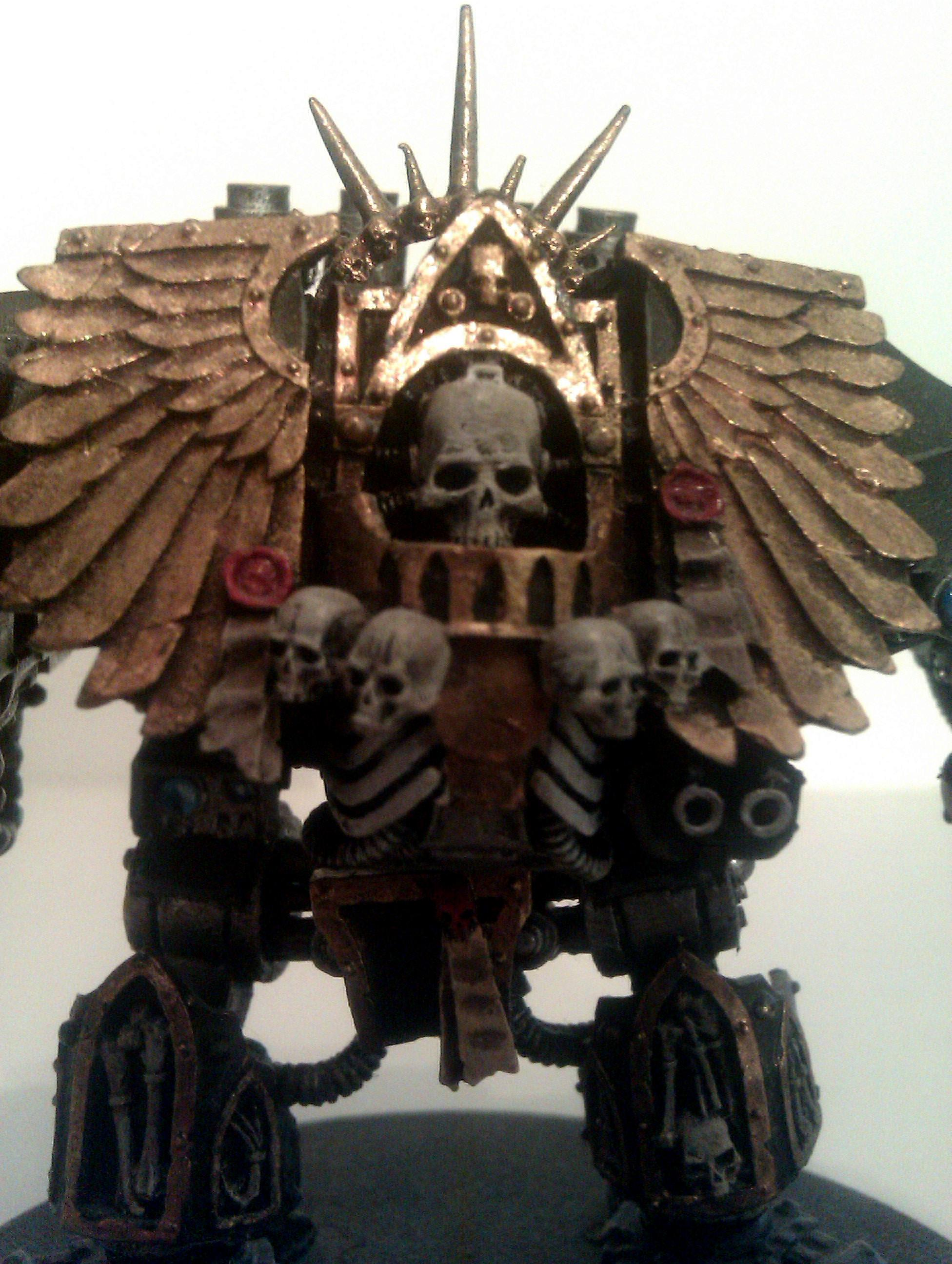 Chaplain Dreadnought 3