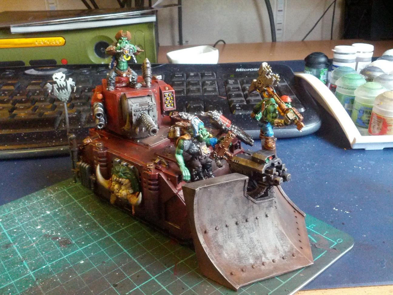 Freebooter, Looted, Orks, Warhammer 40,000