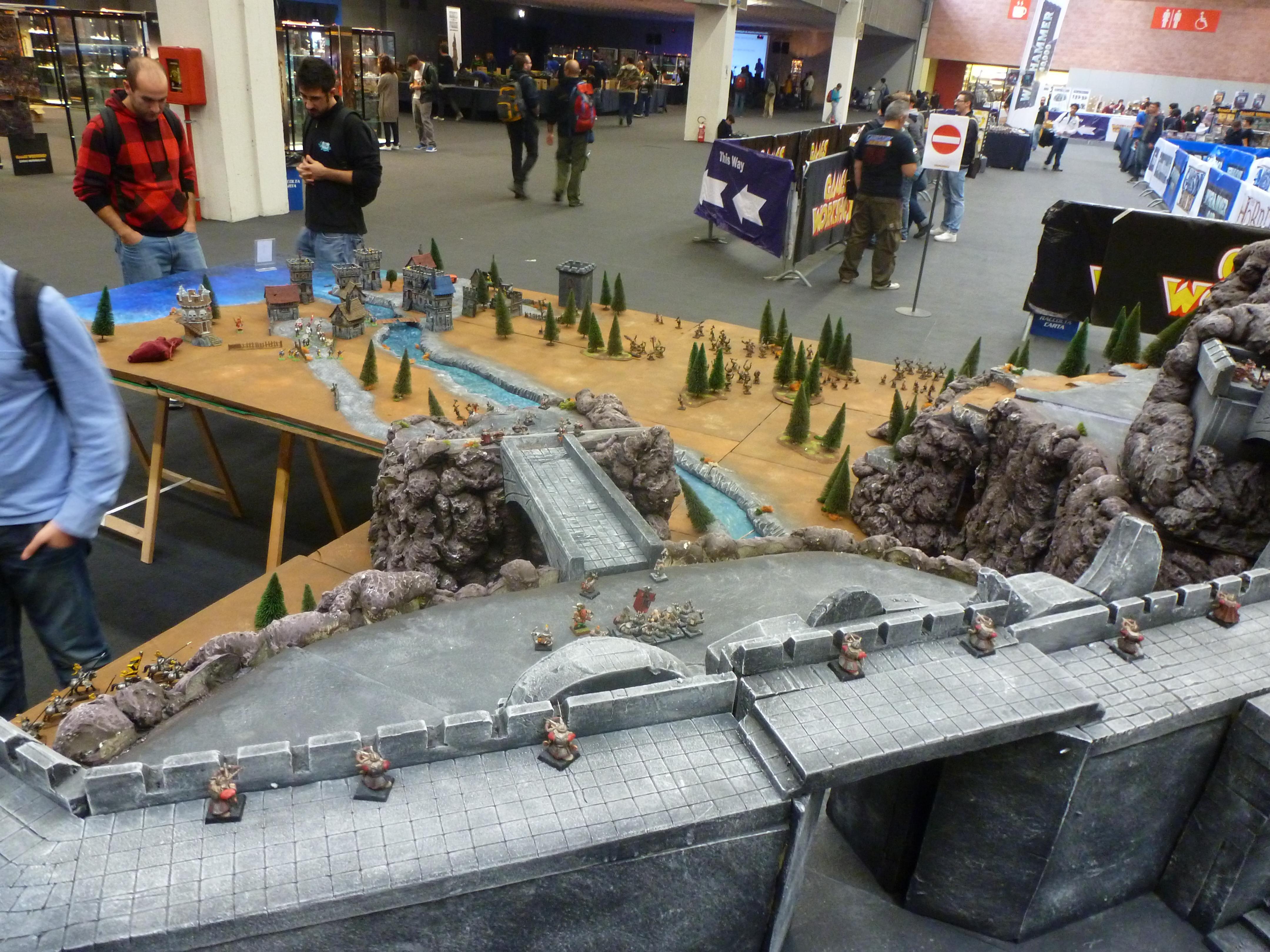 Warhammer Games Day Gamesday Fantasy Battle