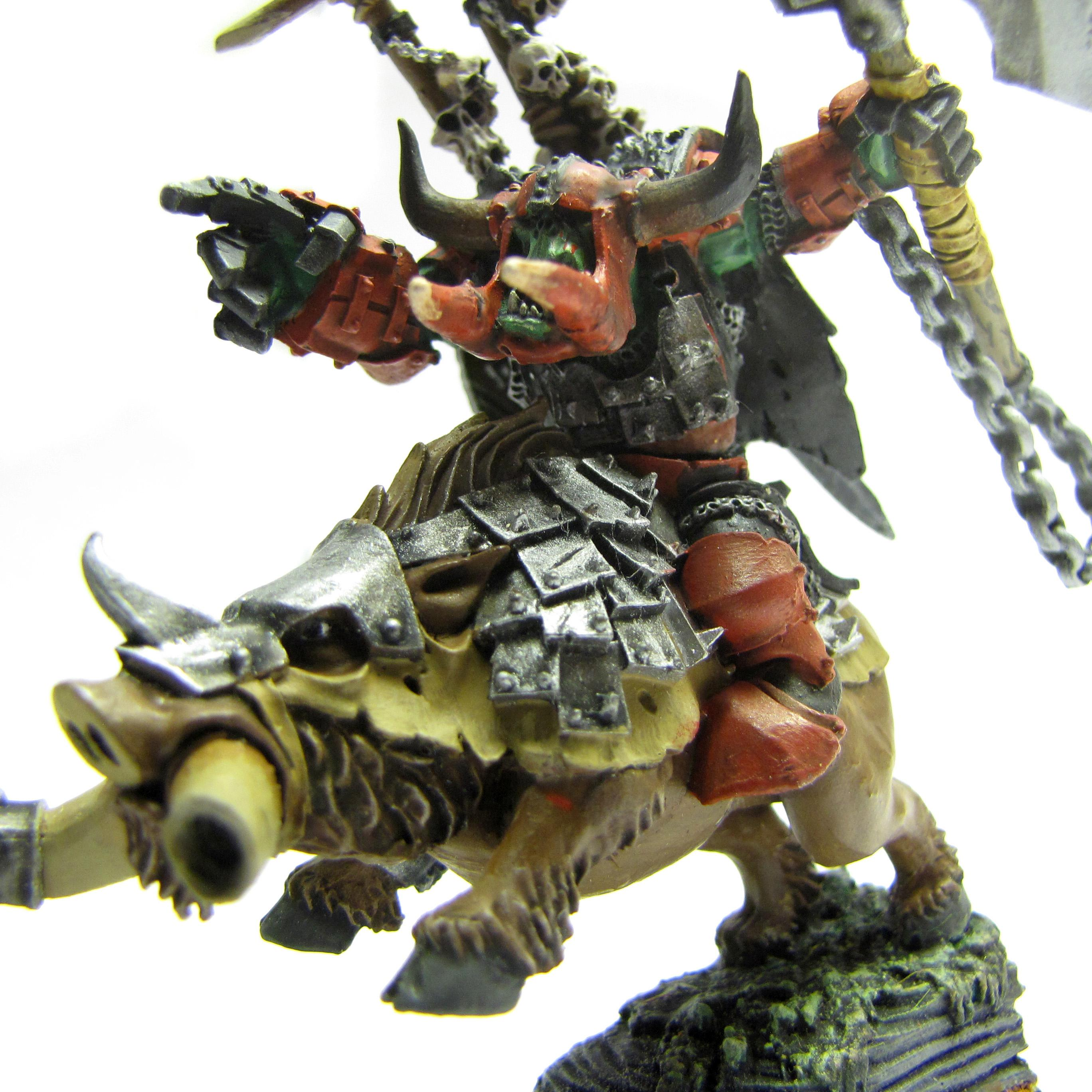 Boar, First, Gorbad, Ironclaw, Newb, Orcs