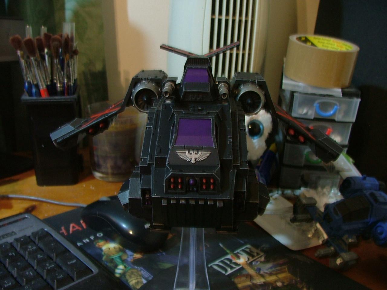 Death company Storm Raven