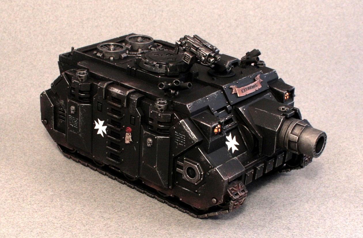 Black, Tank, Templars, Vindicator