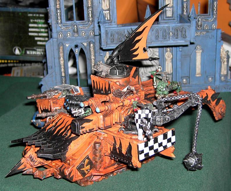 Grots, Tank, Grot Battlewagon