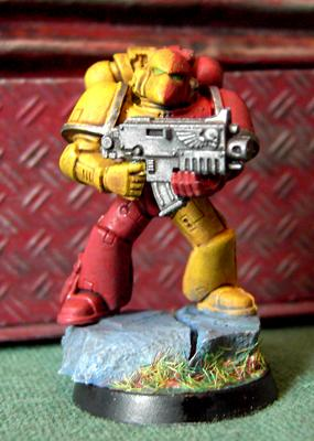 Howling, Space Marines