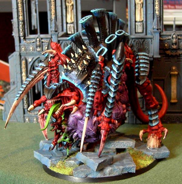 Behemoth, Tervigon, Tyranid Tervigon