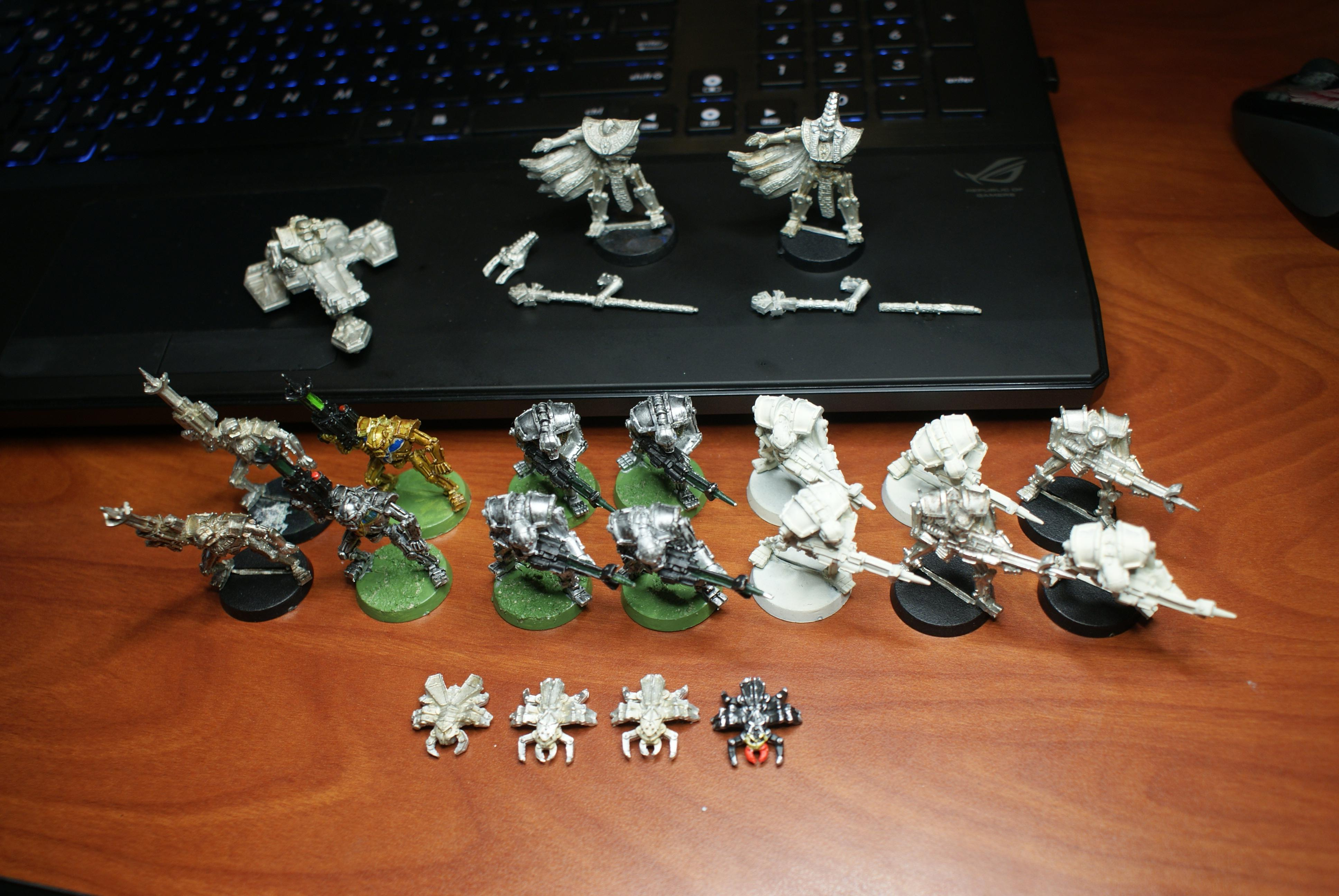 Metal necrons for sale